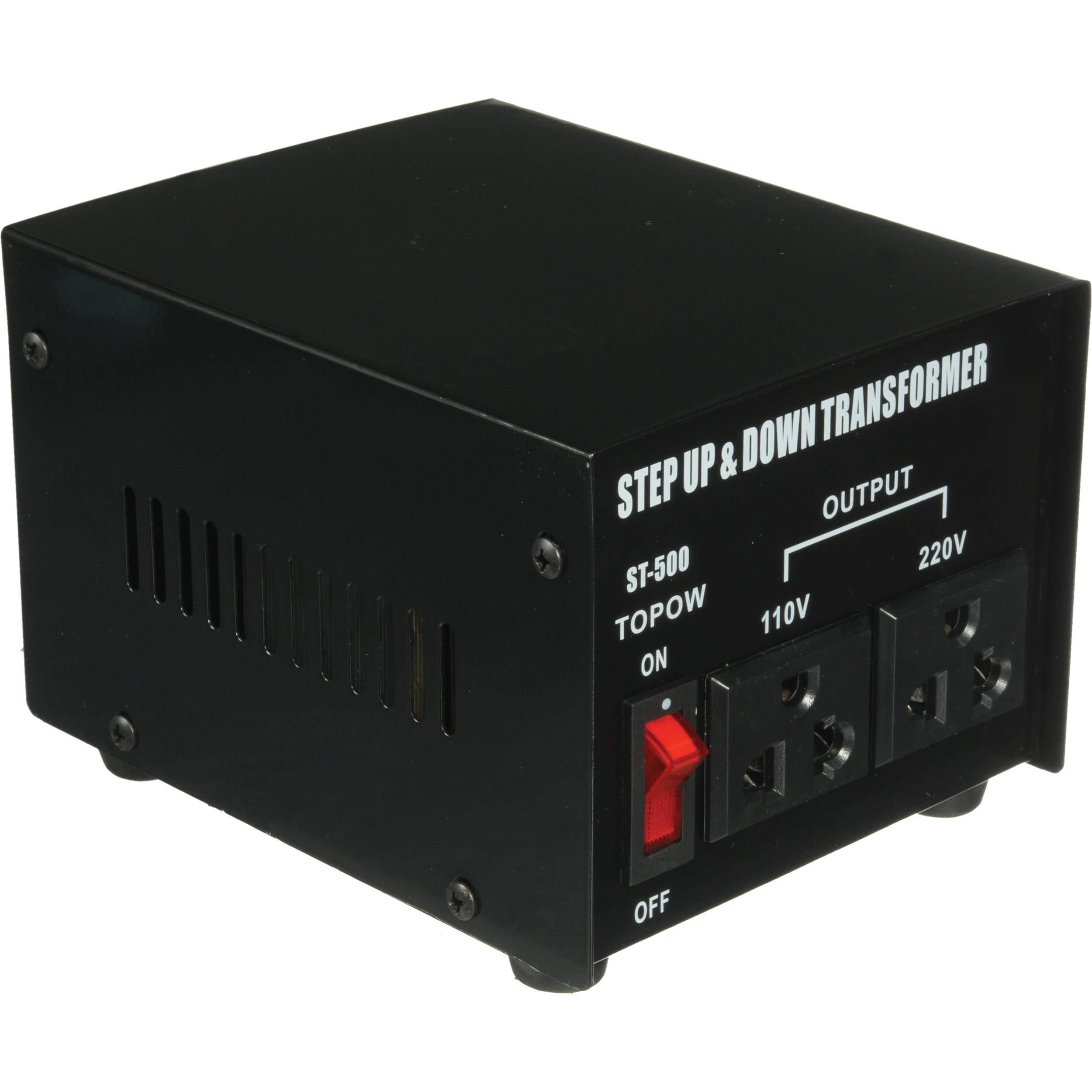 Fuse Box With Step Down Transformer Free Download 220v Topow St 500 Up 500w St500 Bh Photo 3 Phase