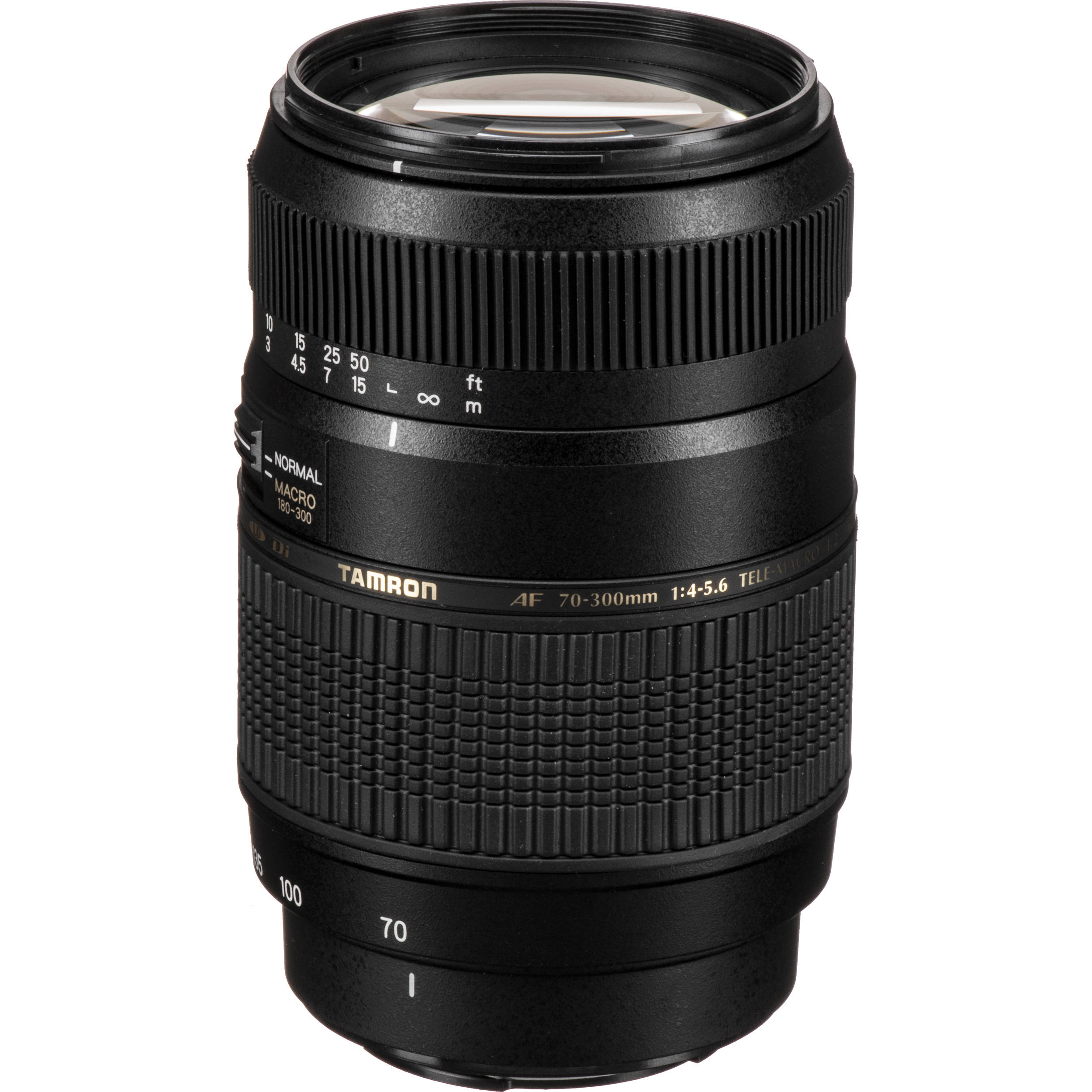 Tamron 70-300mm f/4-5.6 Di LD Macro Lens AF017M-700 B&H Photo