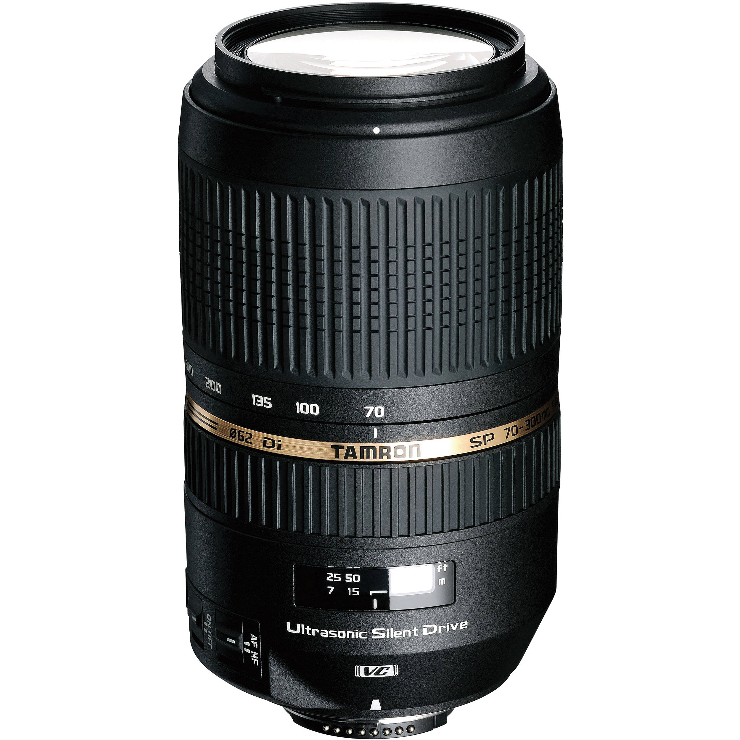 Tamron SP 70 300mm F 4 56 Di VC USD Telephoto Zoom Lens