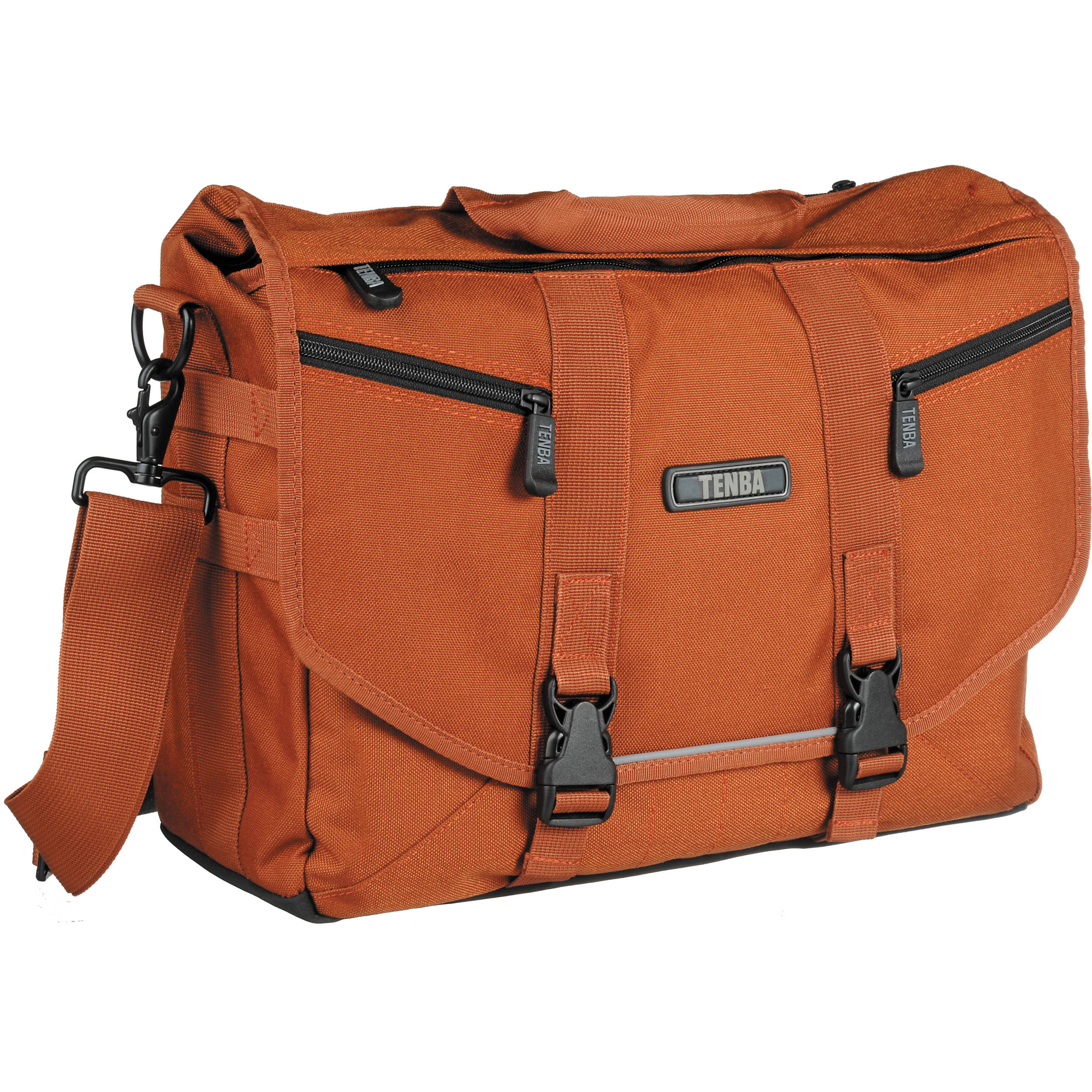 Tenba Messenger: Large Photo/Laptop Bag (Burnt Orange) 638-234
