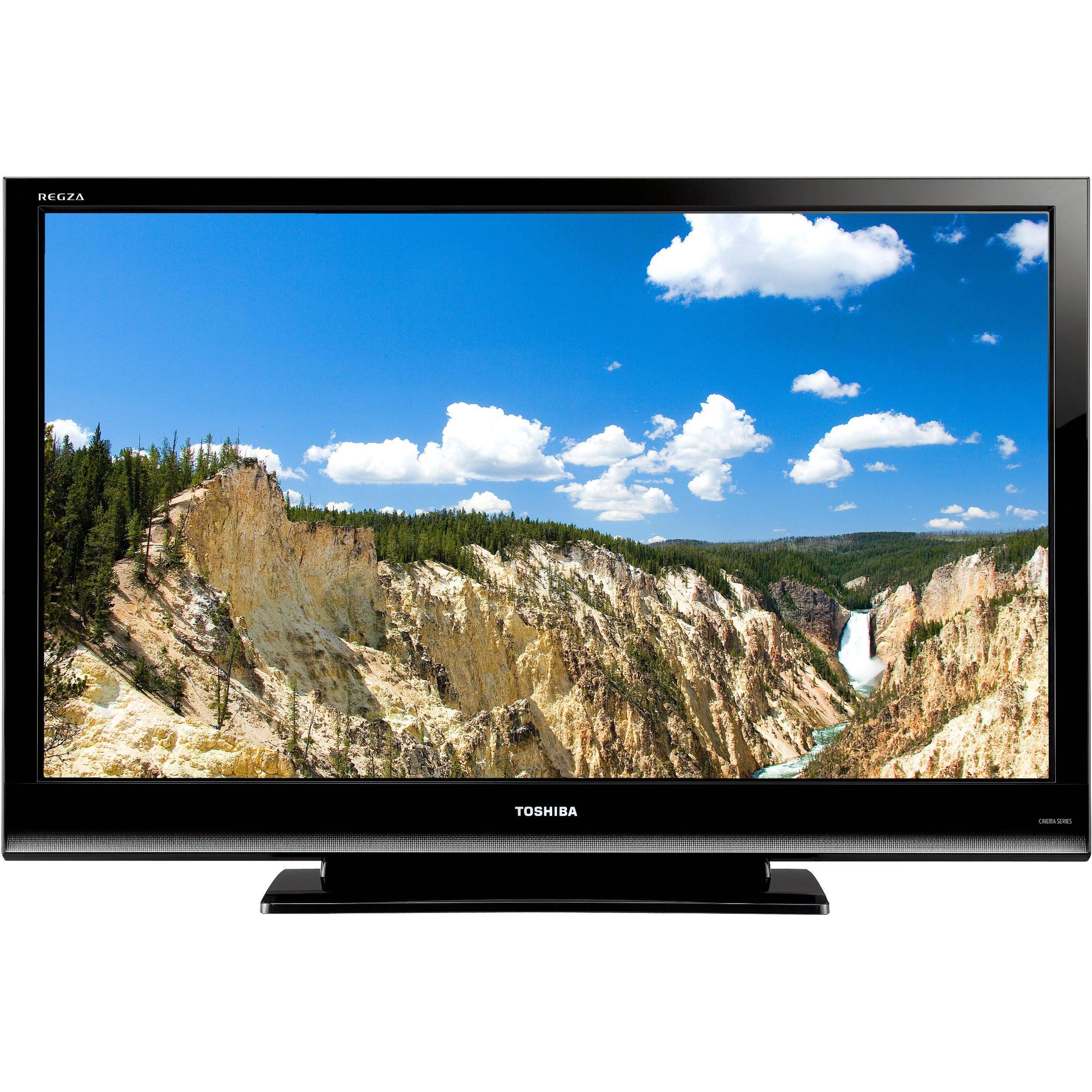 toshiba 40xv648 40 regza 1080p hd lcd tv 40xv648 b h photo. Black Bedroom Furniture Sets. Home Design Ideas
