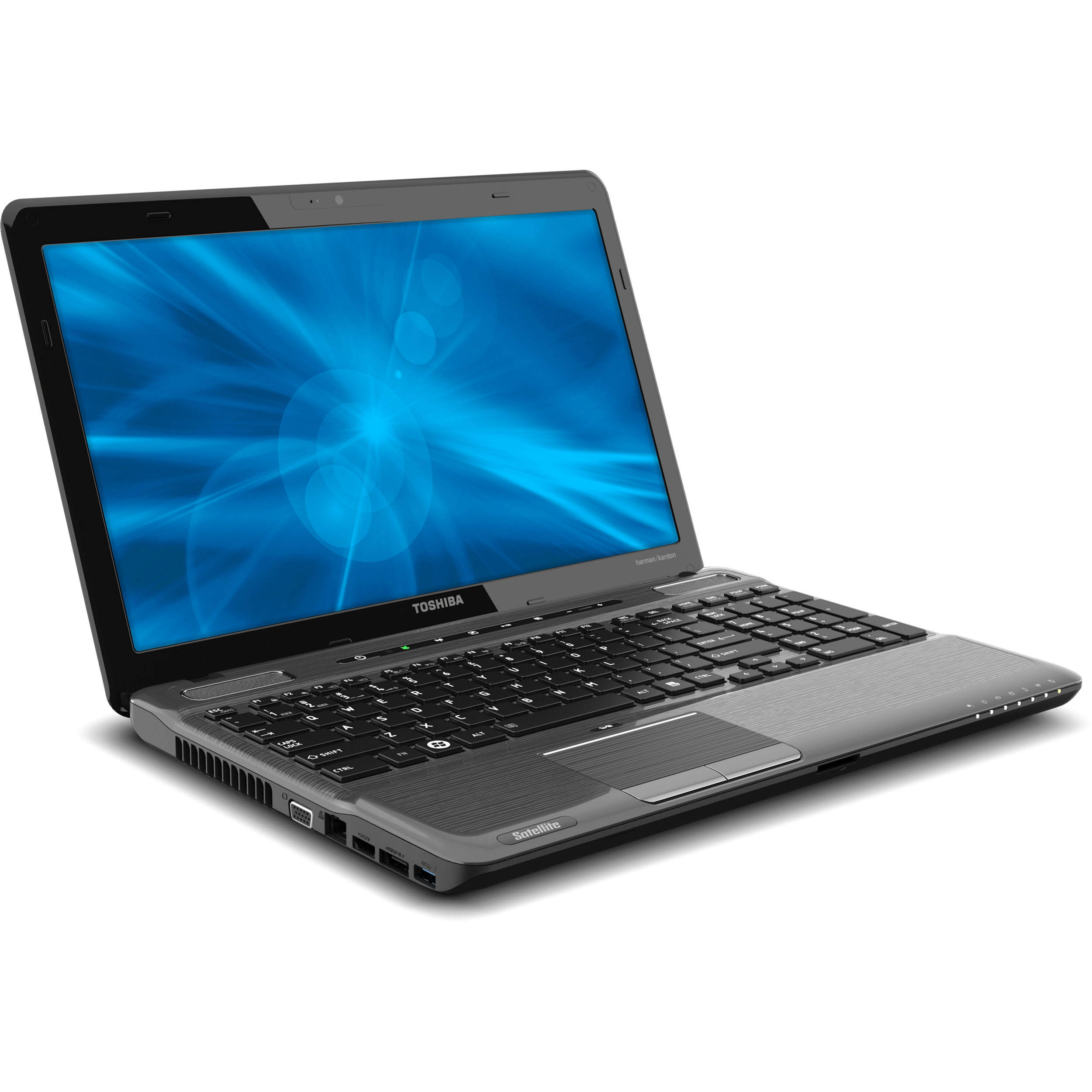 Toshiba Satellite P750 Assist Mac