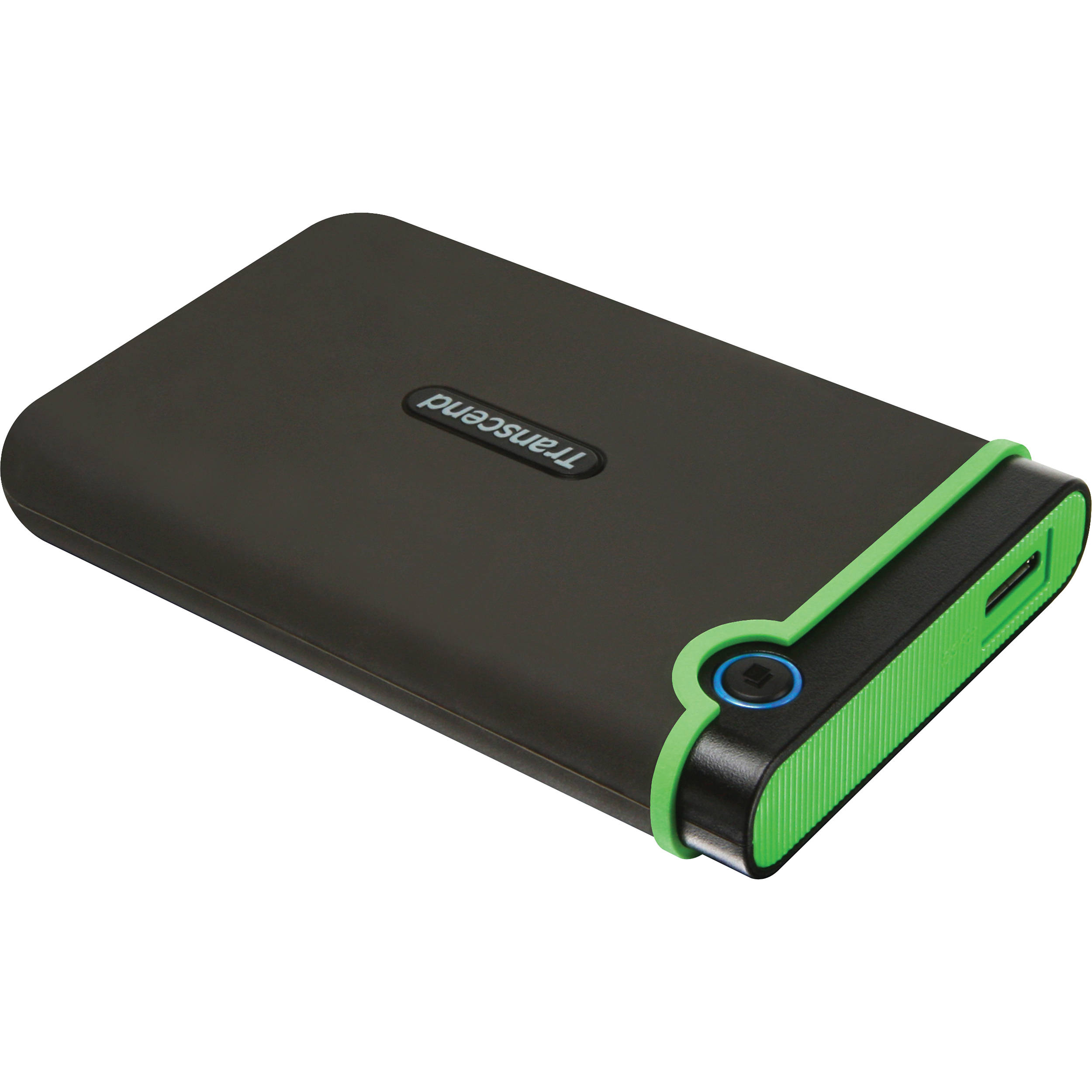 Transcend StoreJet 25M3 portable hard drive review