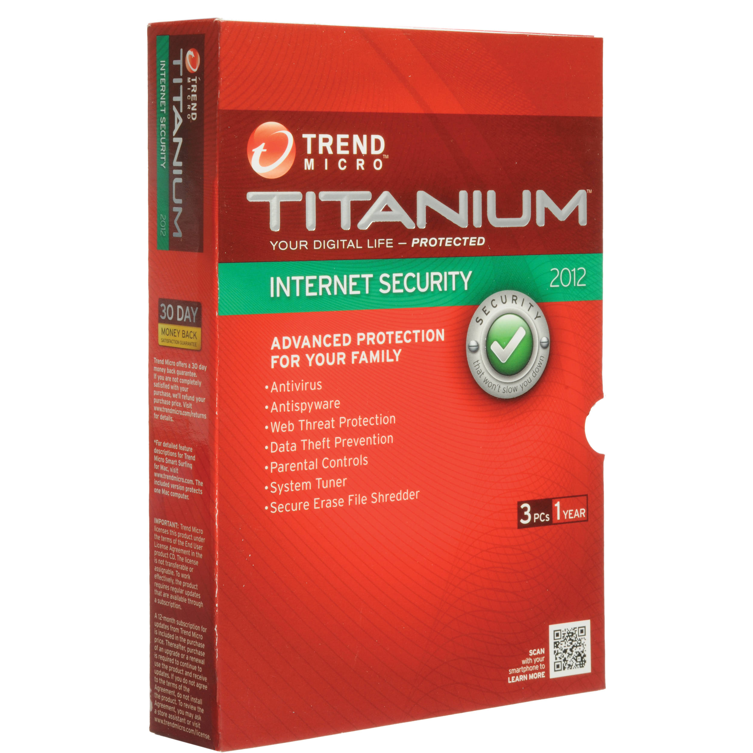 Trend micro titanium internet security 2017 1 user review