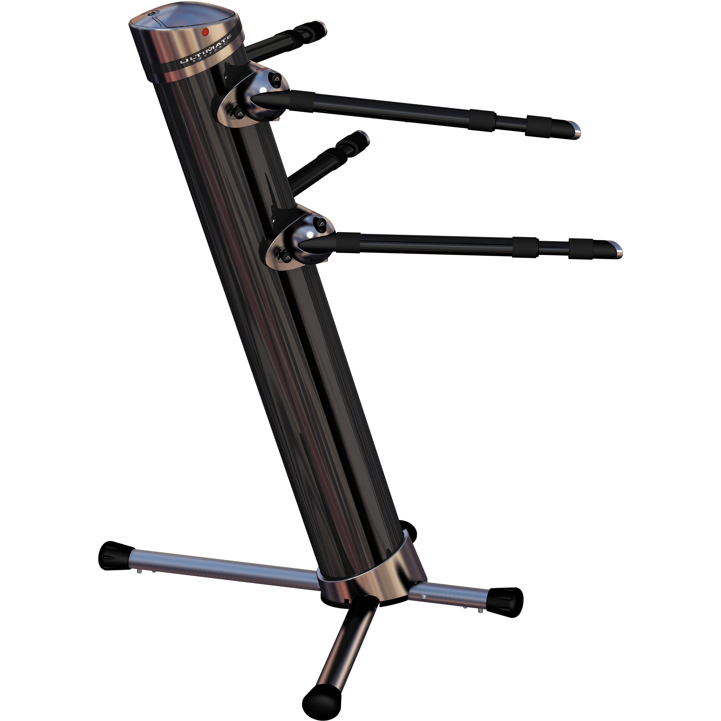 Ultimate Support Ax 90b Apex Column Keyboard Stand Black