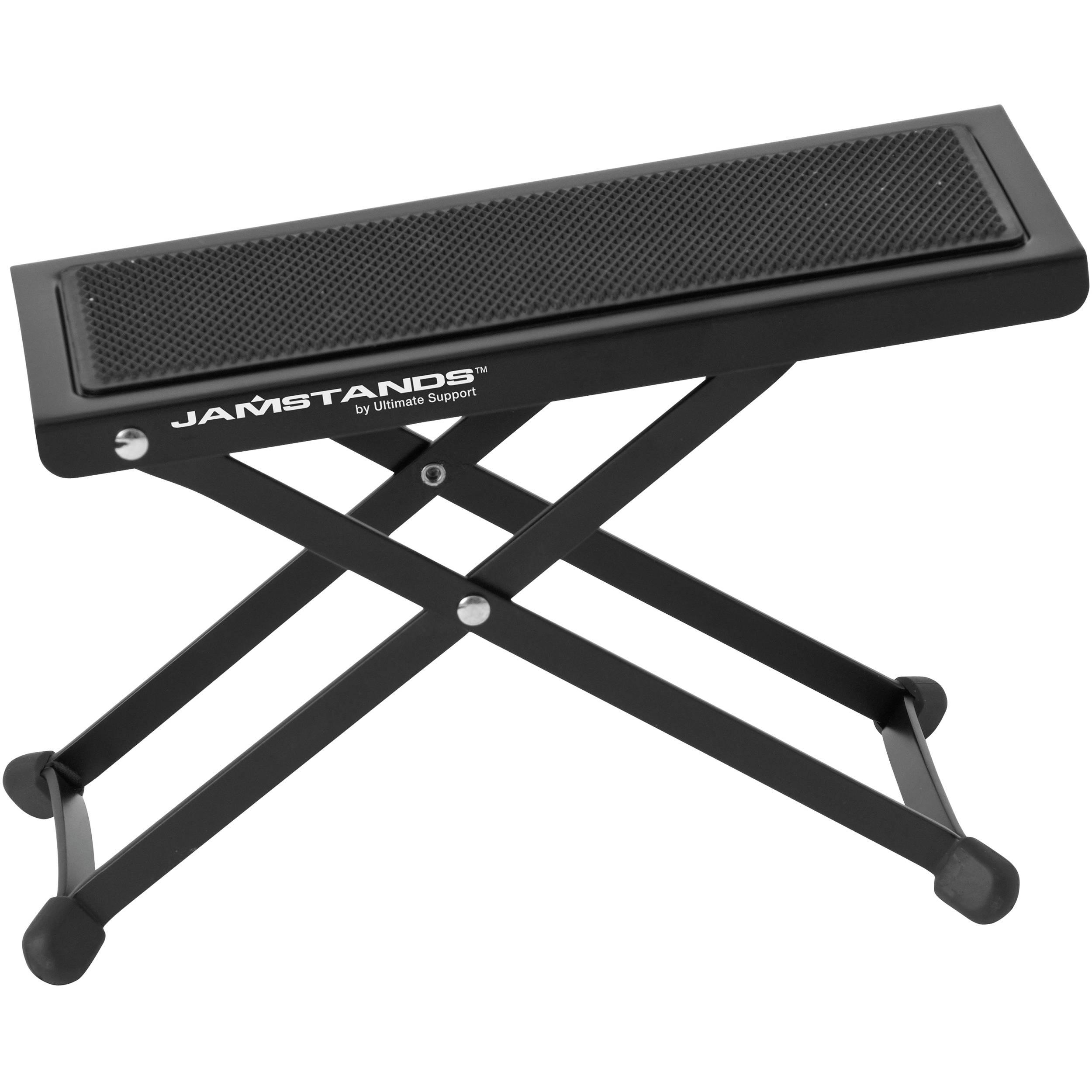 ultimate support js ft100b guitar footstool 16789 b h photo. Black Bedroom Furniture Sets. Home Design Ideas