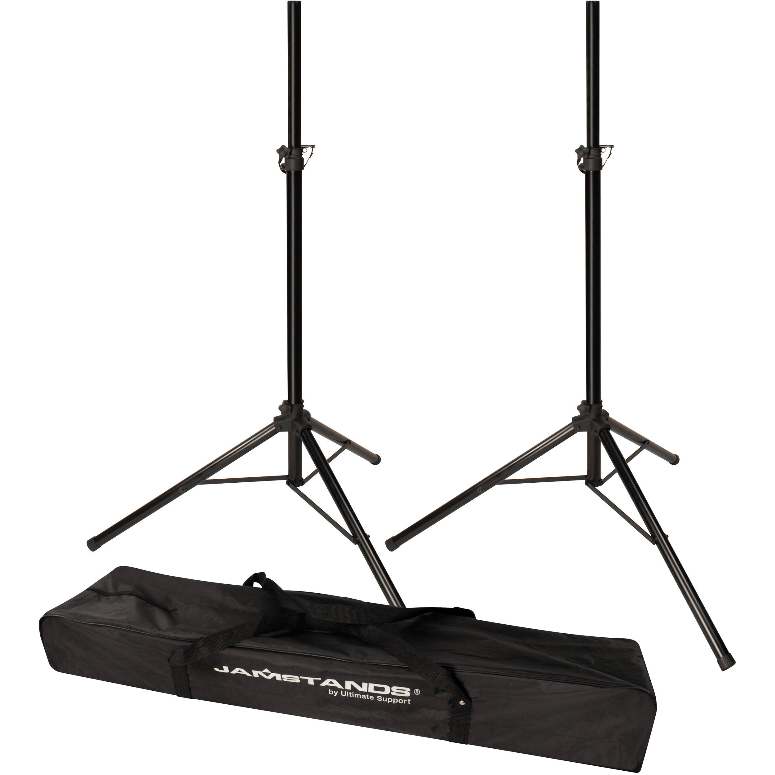 Ultimate Support JS-TS8 Tripod-Style Speaker Stand (Pair)