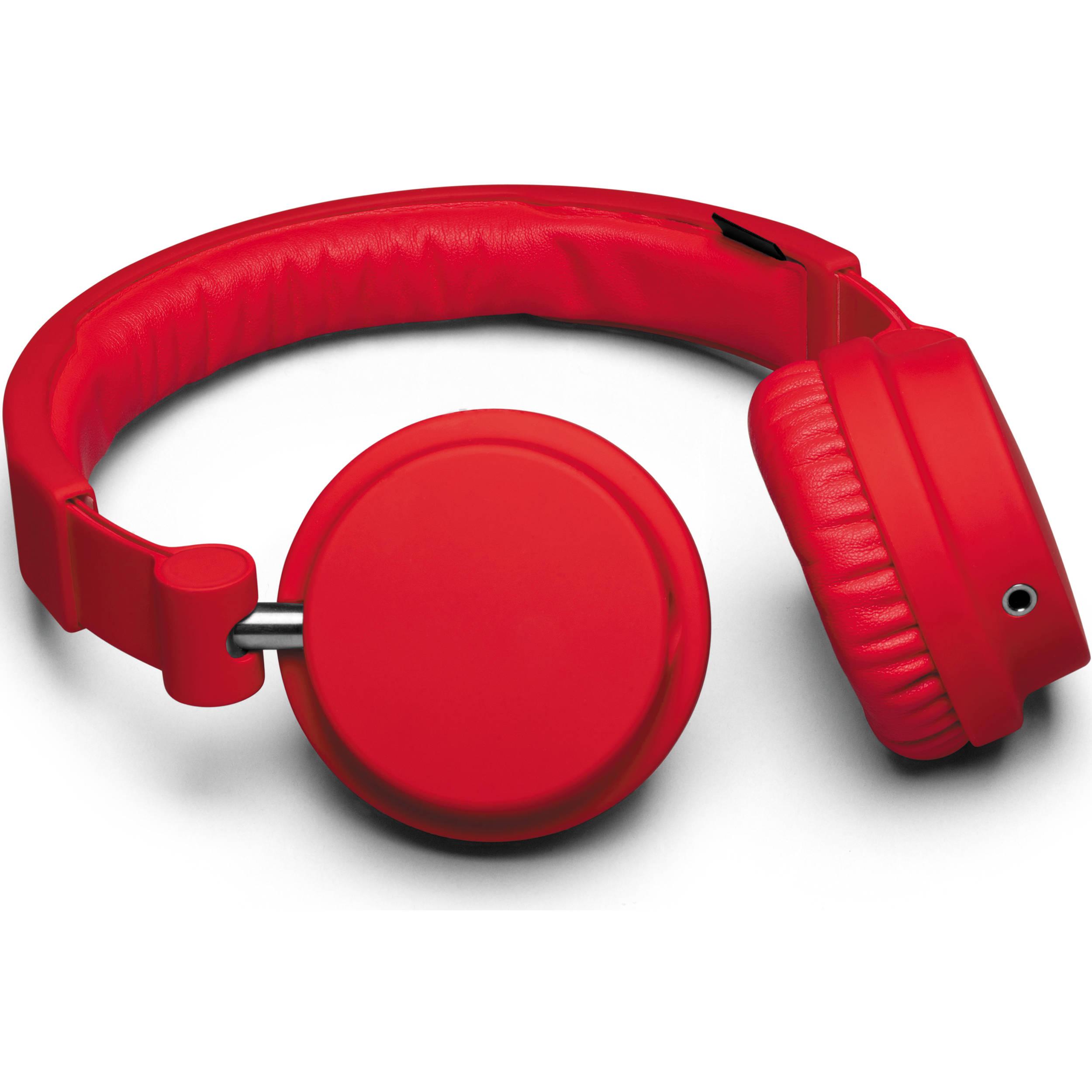 Urbanears Urbanears Zinken Headphones (Tomato) 4090616 B&H ...