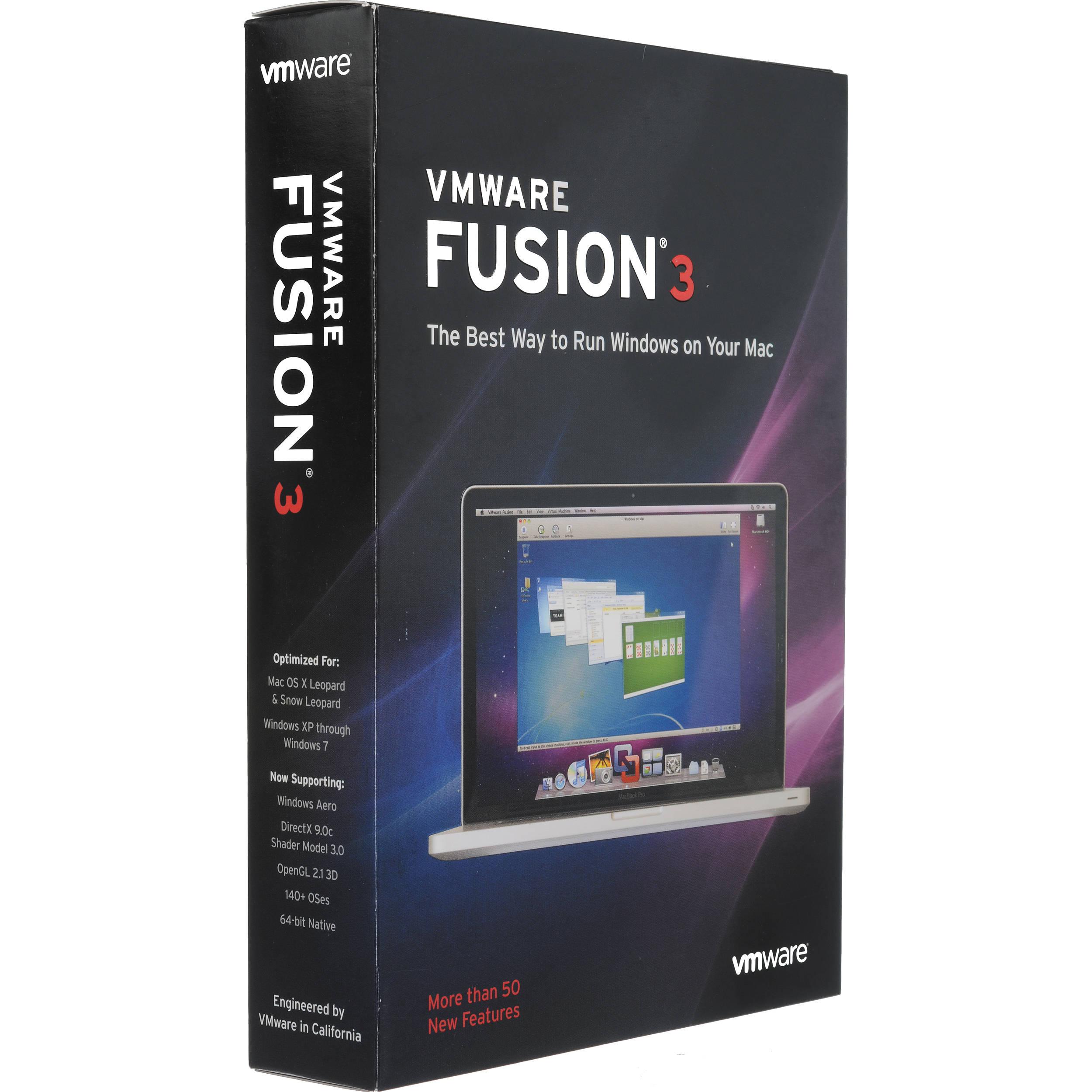 vmware fusion mac update