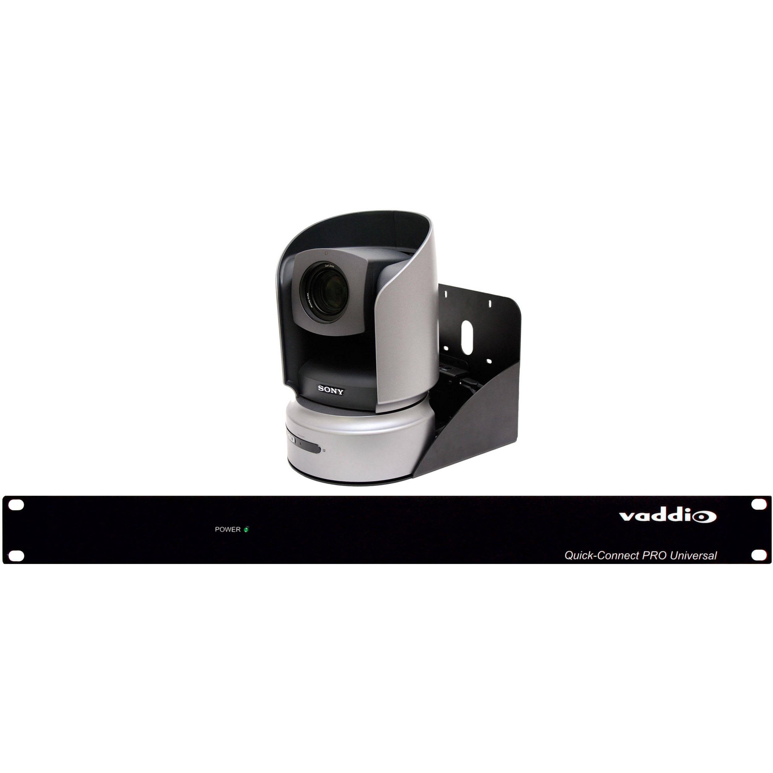 vaddio wallview pro h700 with hsds 999 6704 000 b h photo video rh bhphotovideo com sony brc z700 manual sony brc z700 manual