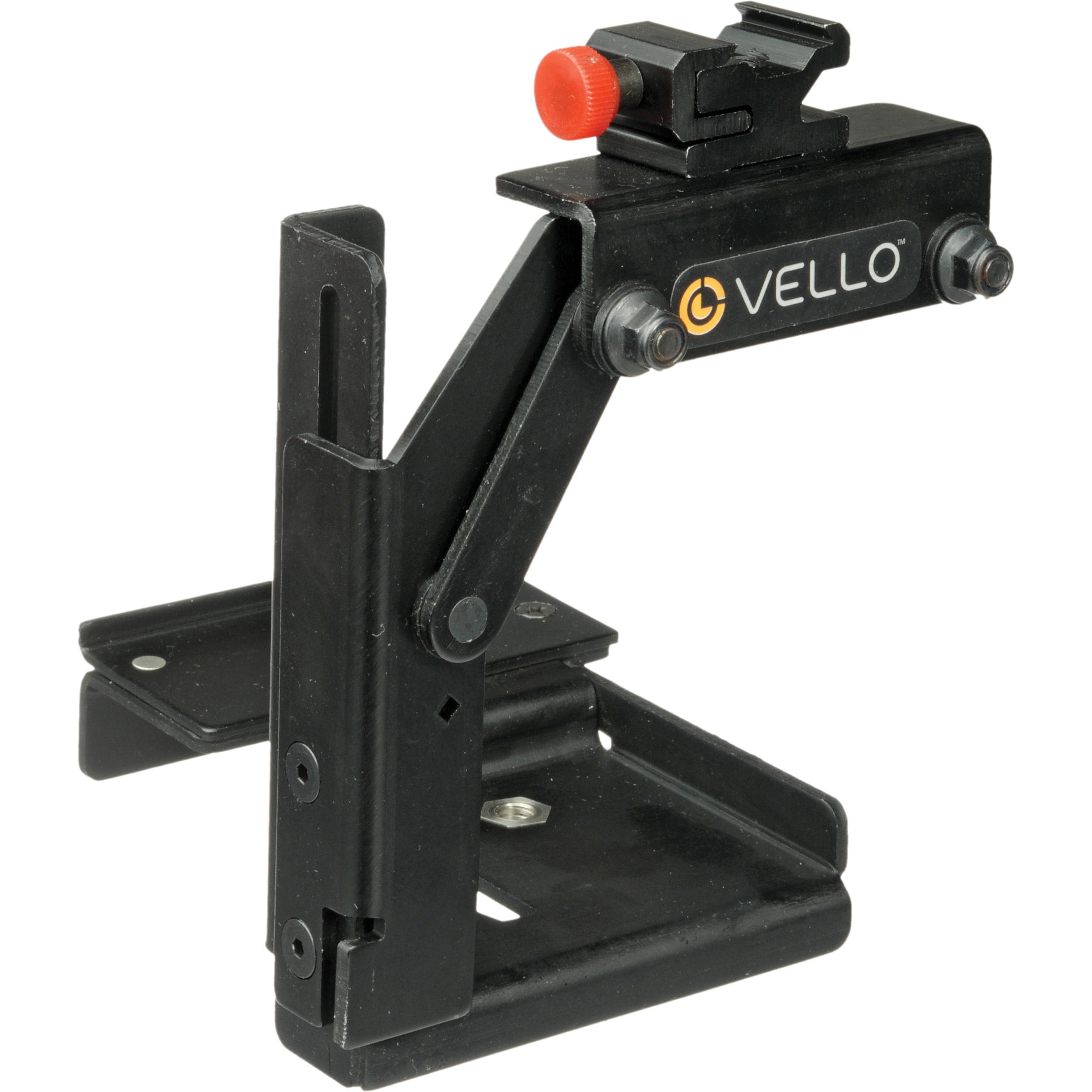Photography Flash Brackets: Vello Quickshot Rotating Flash Bracket CB-300 B&H Photo Video
