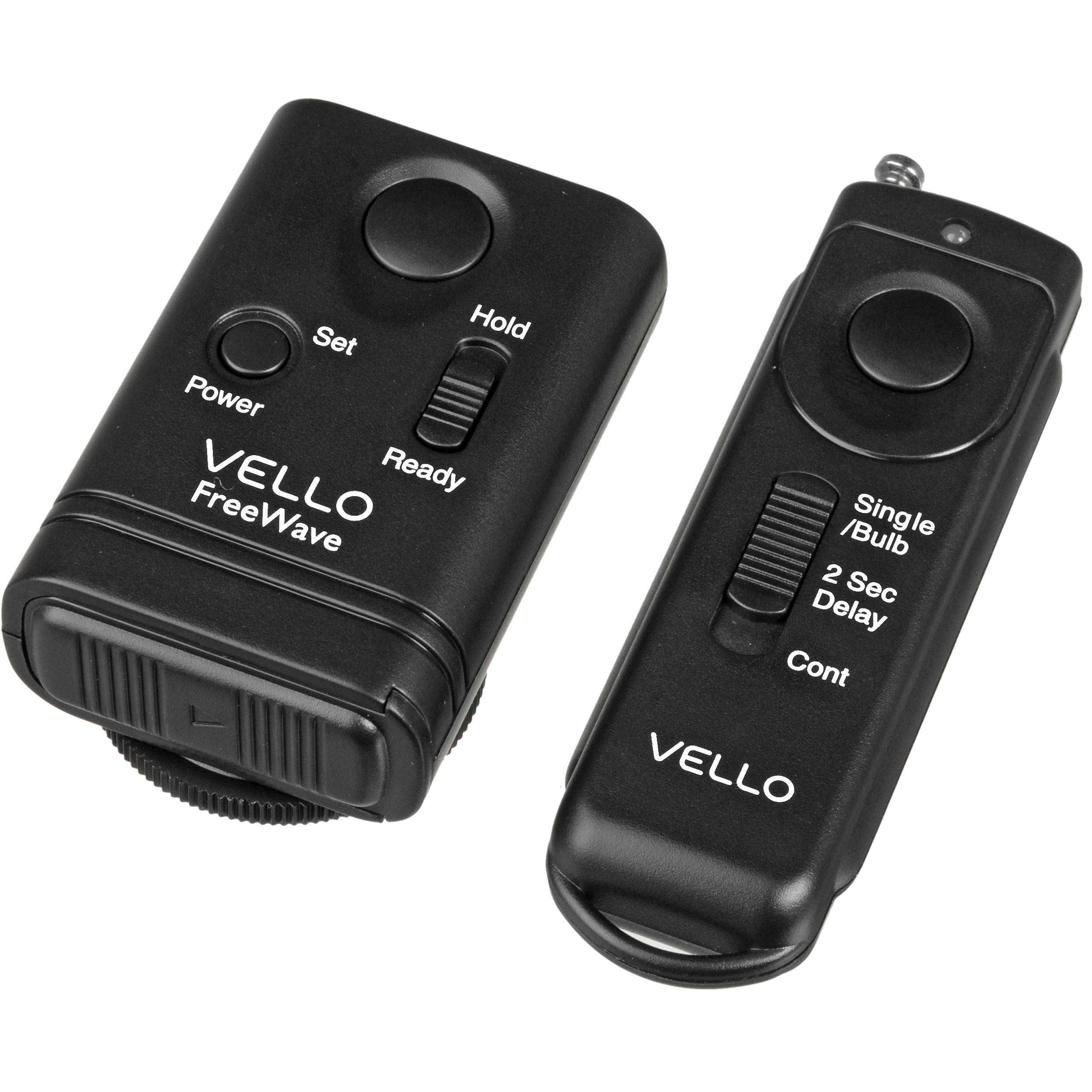 Vello Freewave Wireless Remote Shutter Release Rw C1 B Amp H Photo