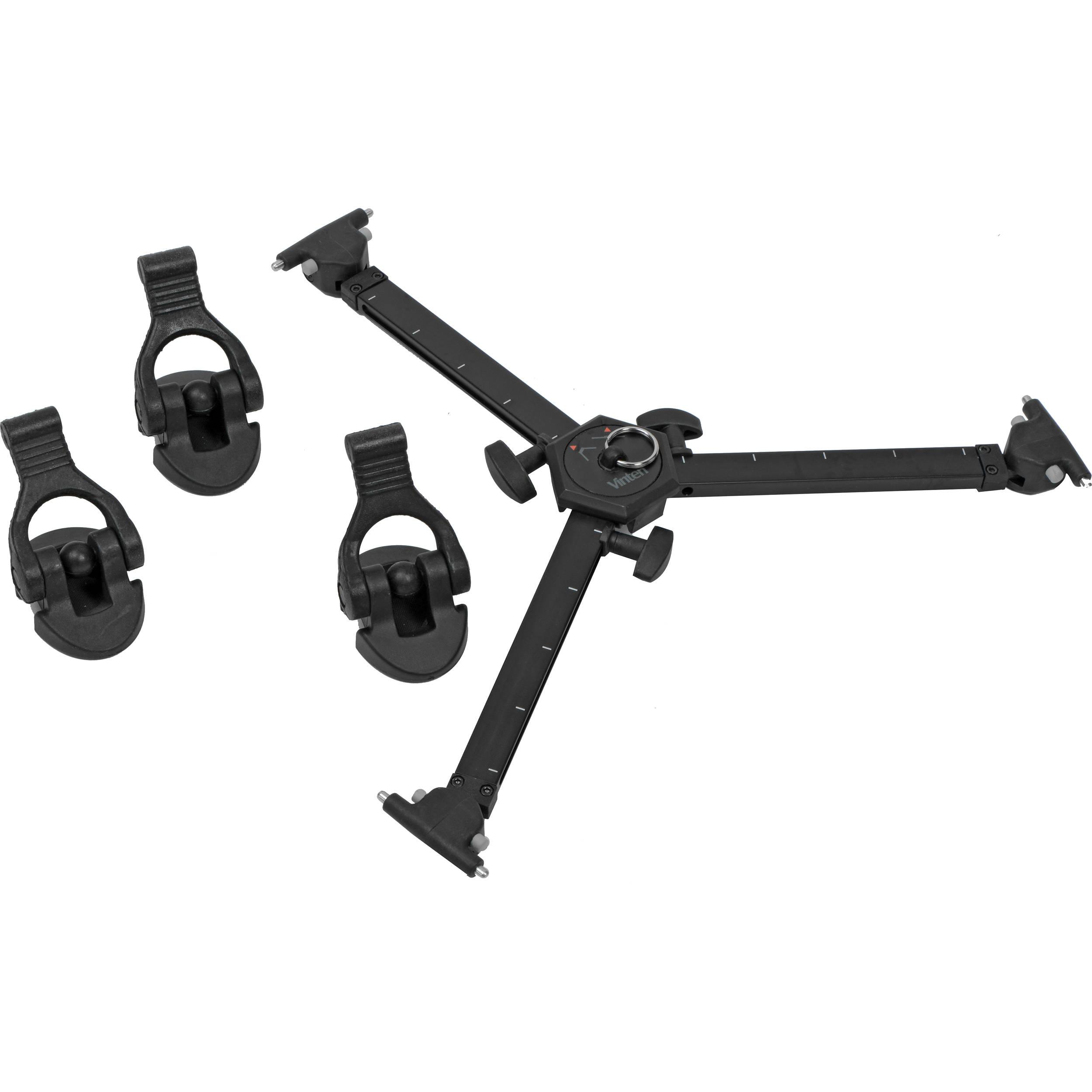 Vinten V4032-0001 ProTouch Mid-Level Spreader V4032-0001 B&H