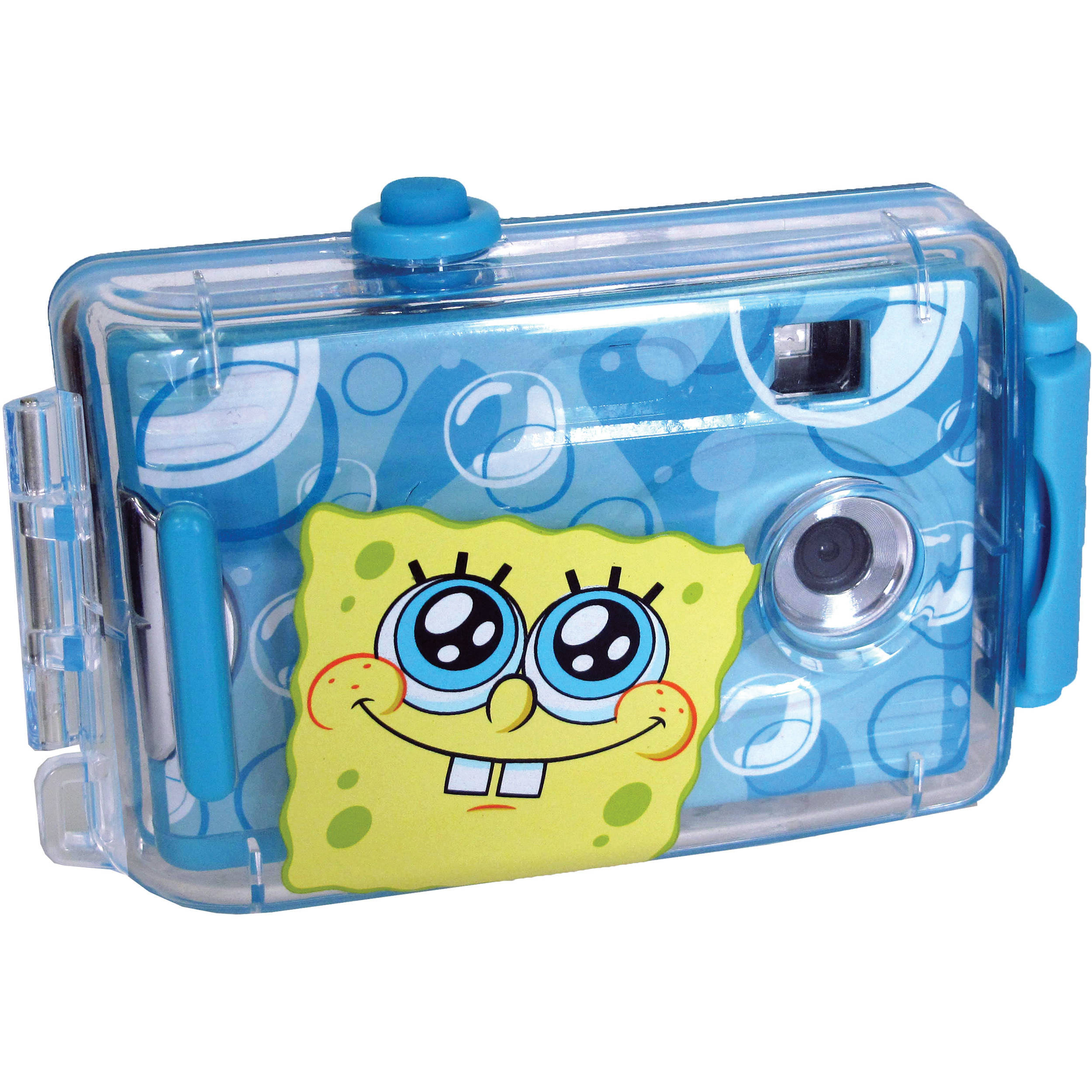 Sakar SpongeBob Underwater Digital Camera