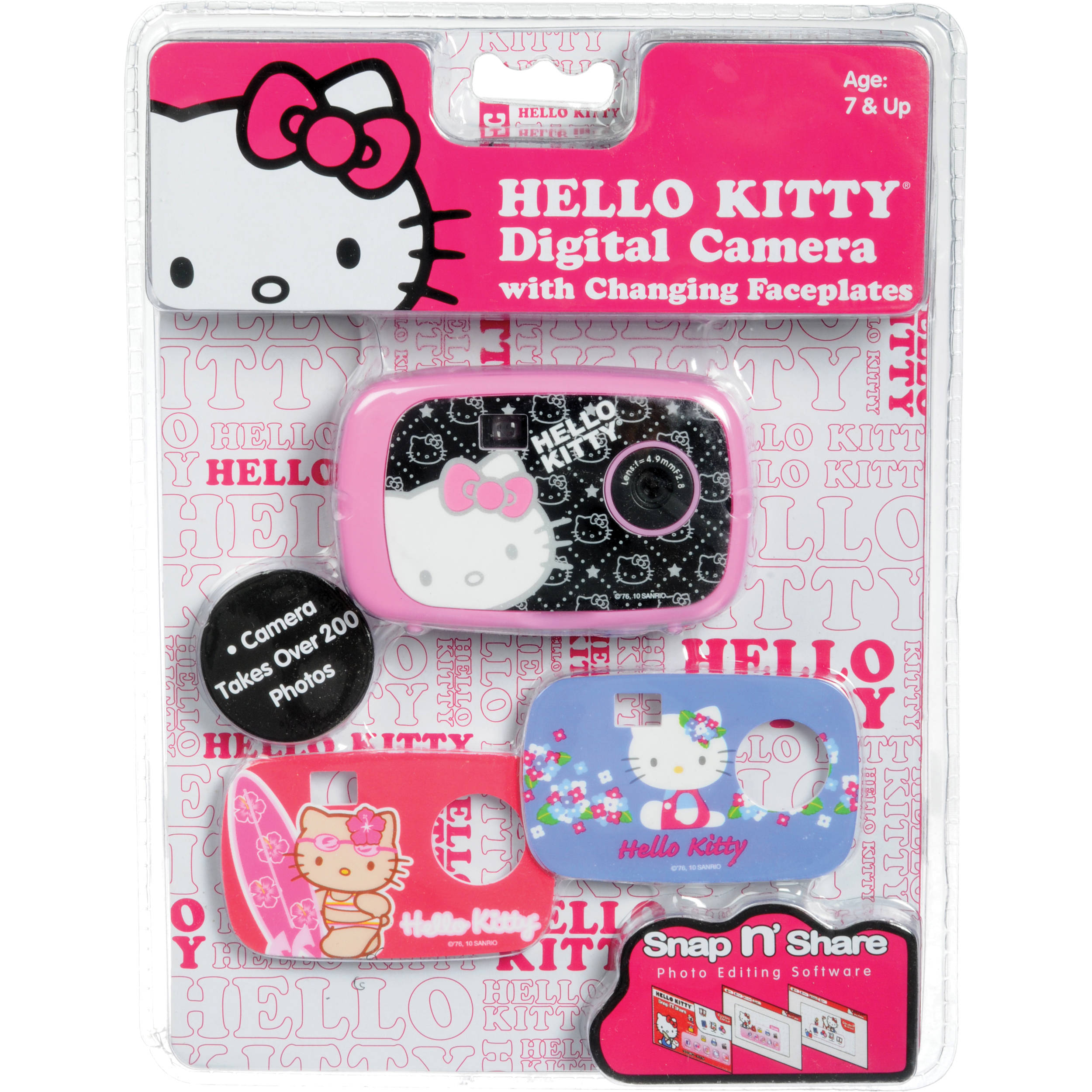Camera digital hello kitty