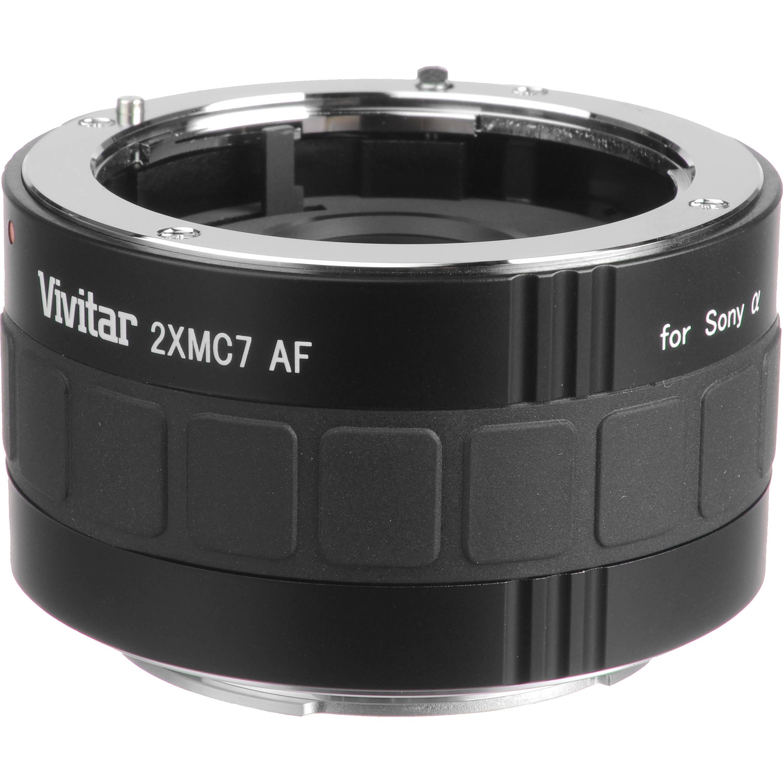Vivitar Series 1 Teleconverter For Sony/Minolta VIV-2X7-S B&H