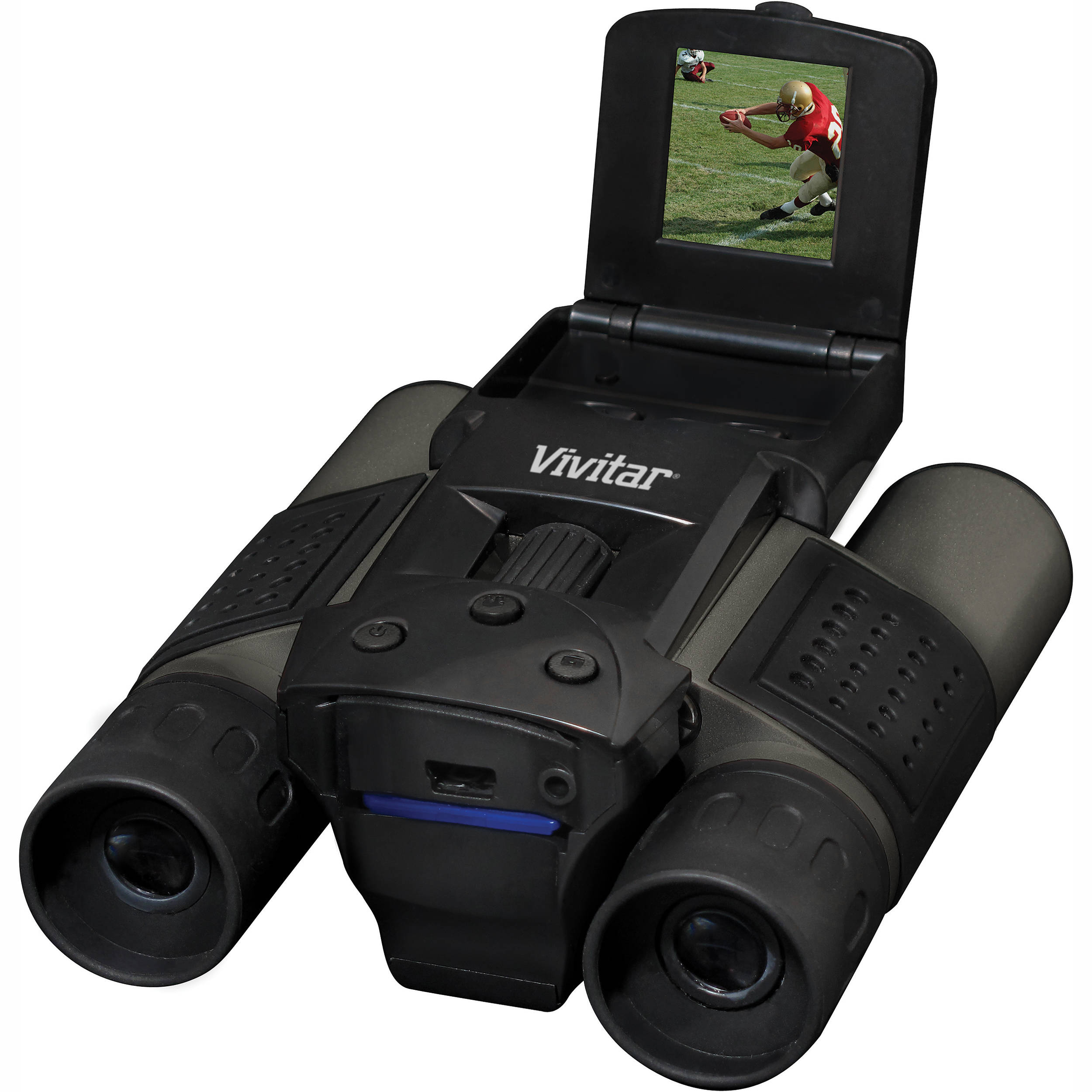 Vivitar 12x25 Digital Camera Binocular VIV-CV-1225V B&H Photo