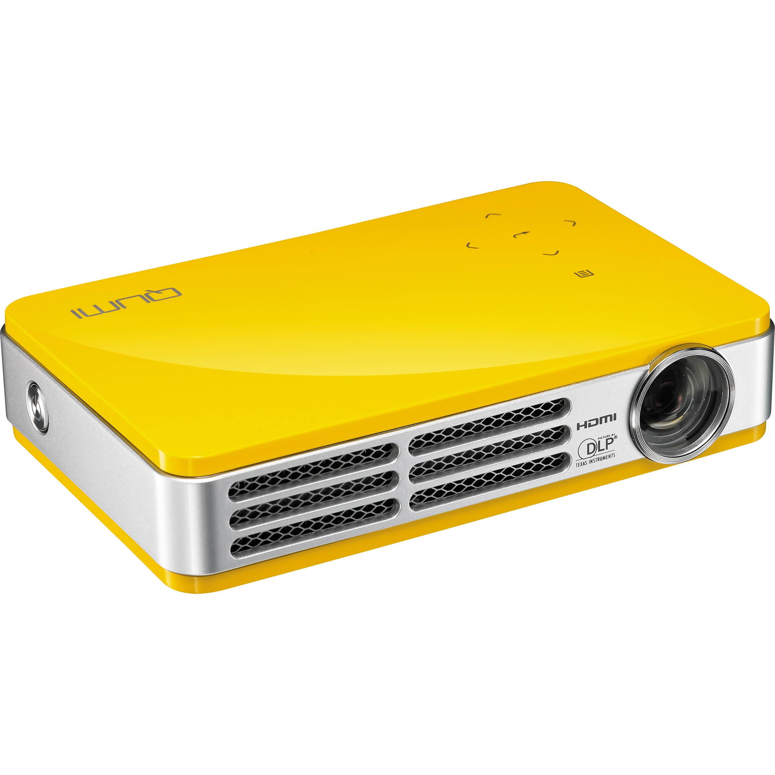Vivitek qumi q5 super bright hd pocket projector 8 14964 for Best pocket projector for business