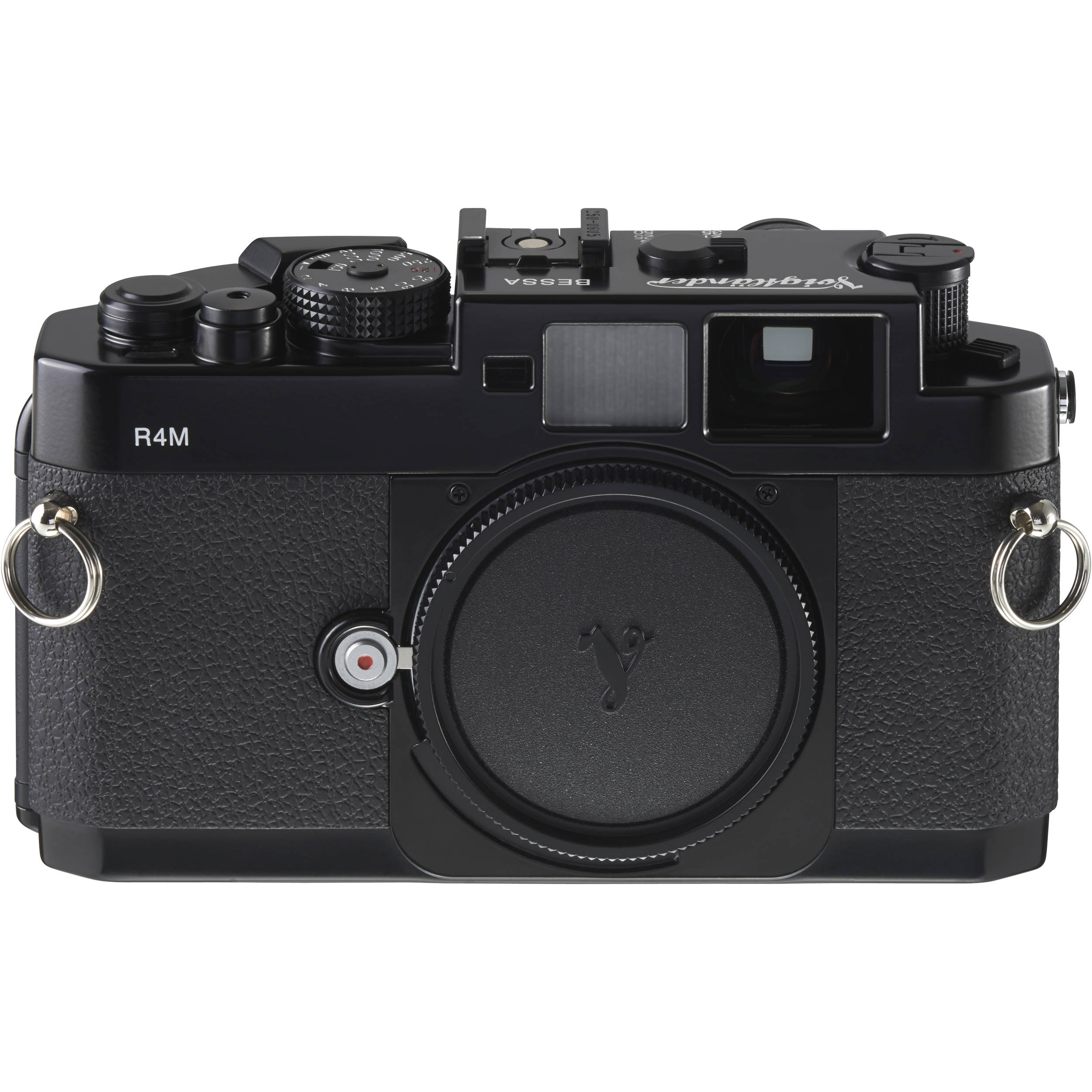 Voigtlander Bessa R4M Camera AA126A B&H Photo Video
