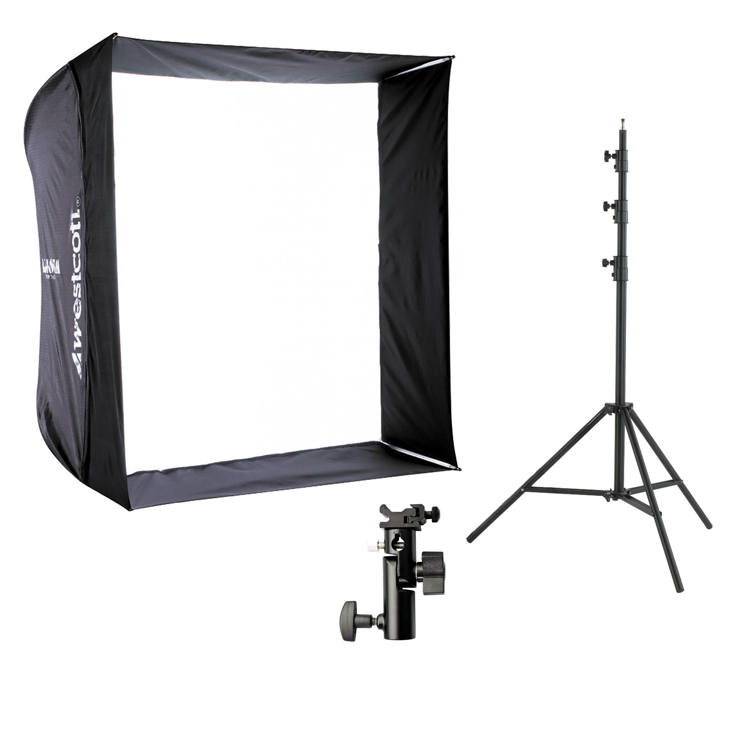 "My Favorite Light Modifier The Westcott Apollo: Westcott 28"" Apollo With 8' Stand And Bracket Kit 2331 B&H"