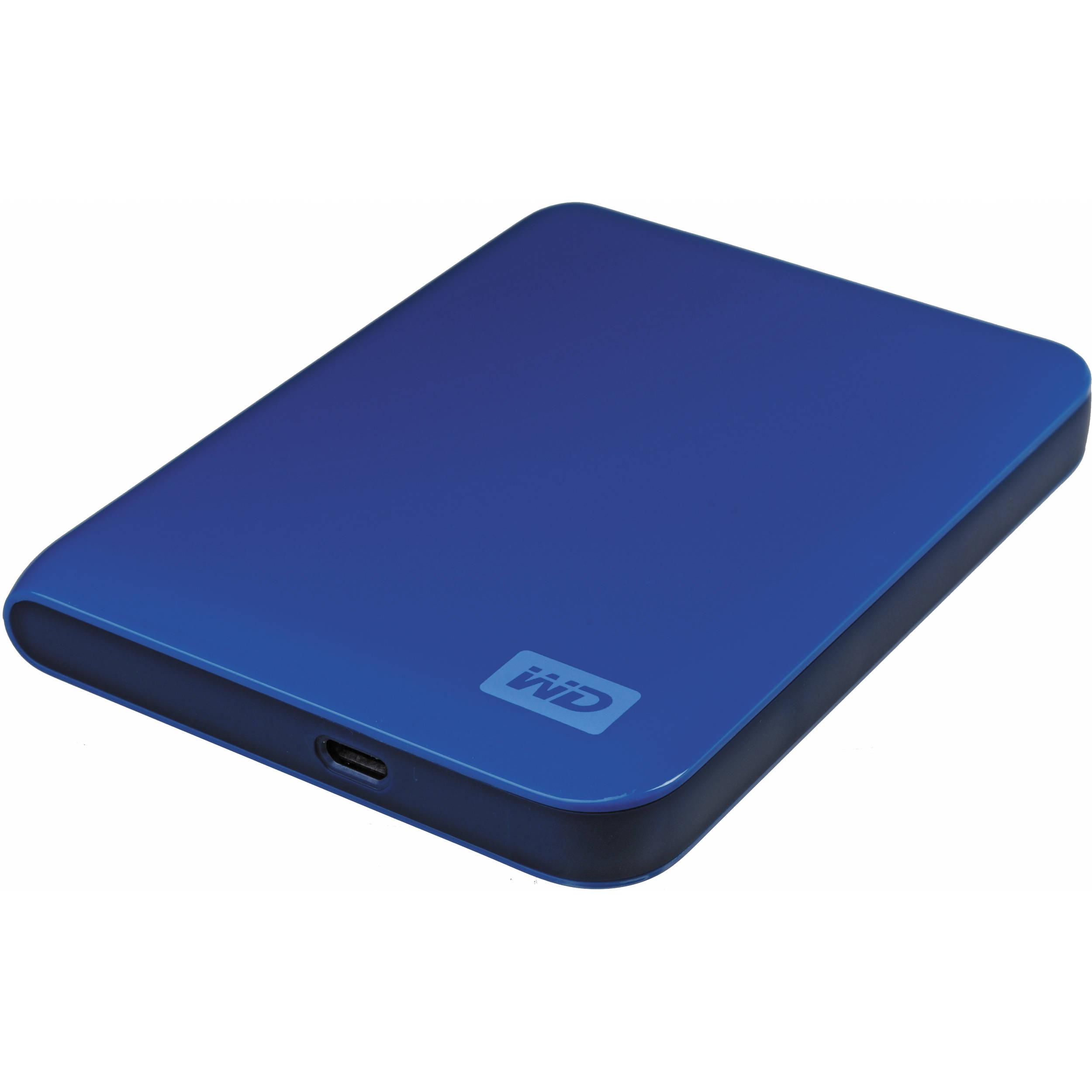 Wd My Passport Ultra 500Gb External Portable Hard Drive For Mac