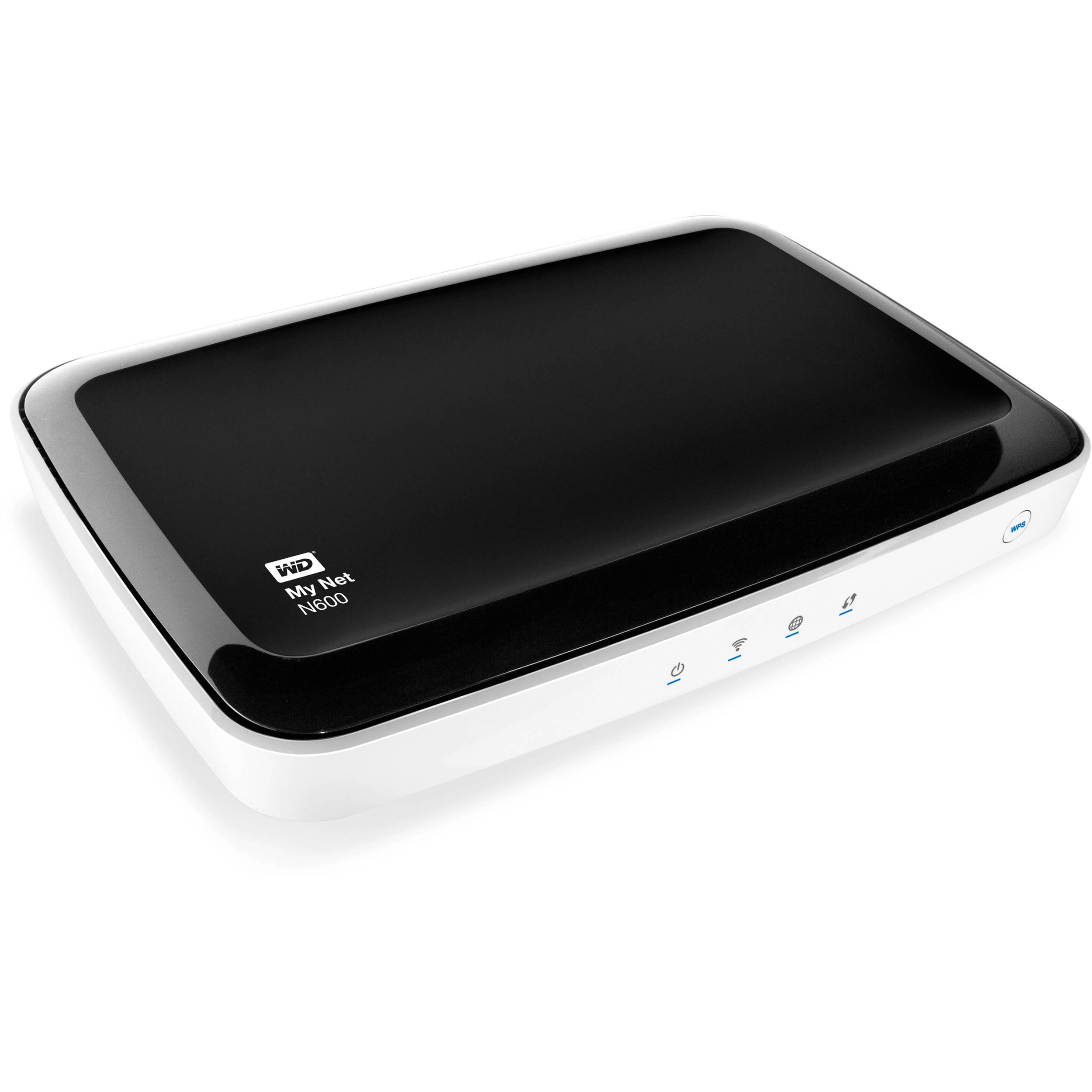 Western Digital N600 User Manual