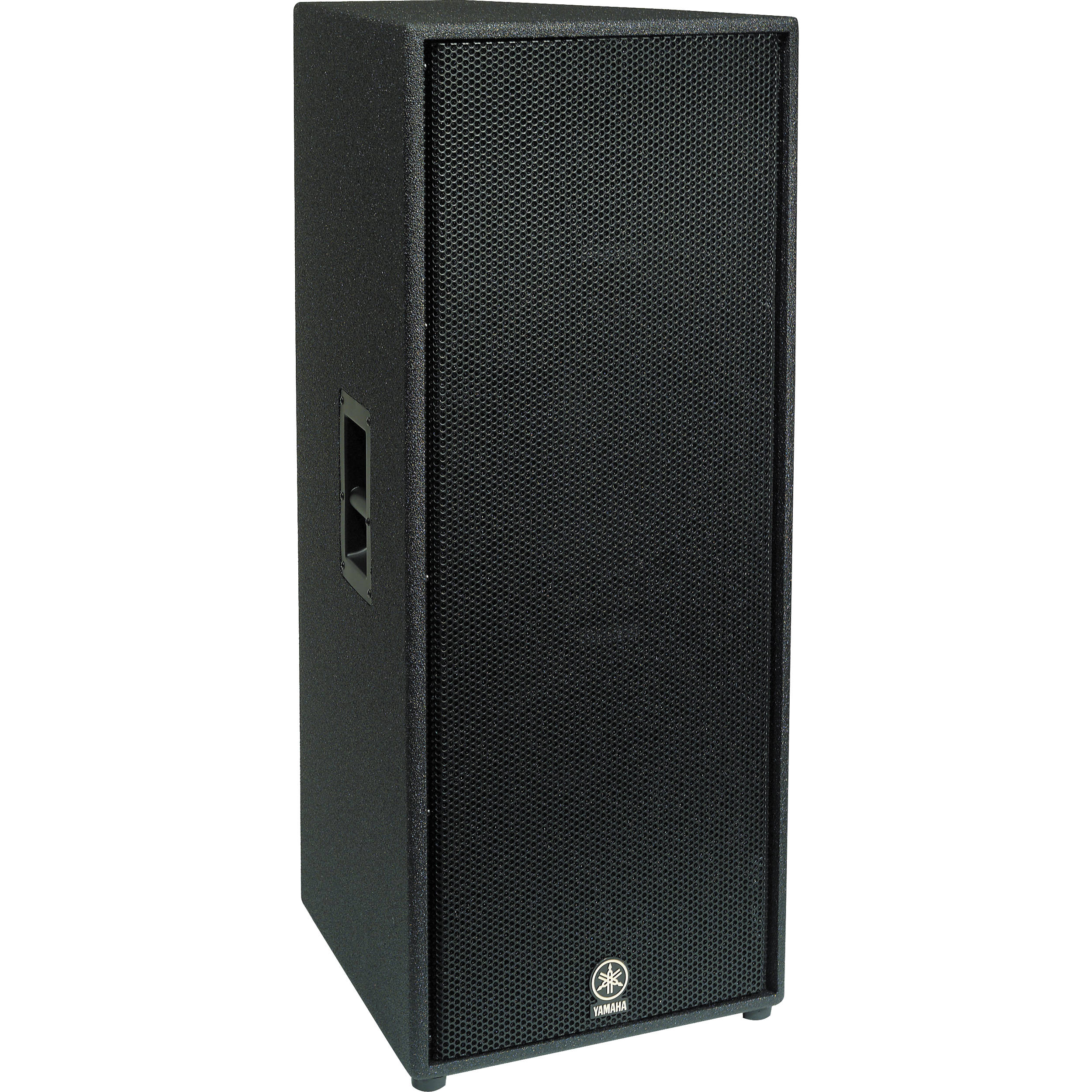 Yamaha c215v dual 15 2 way pa speaker c215v b h photo for Yamaha 15 speakers
