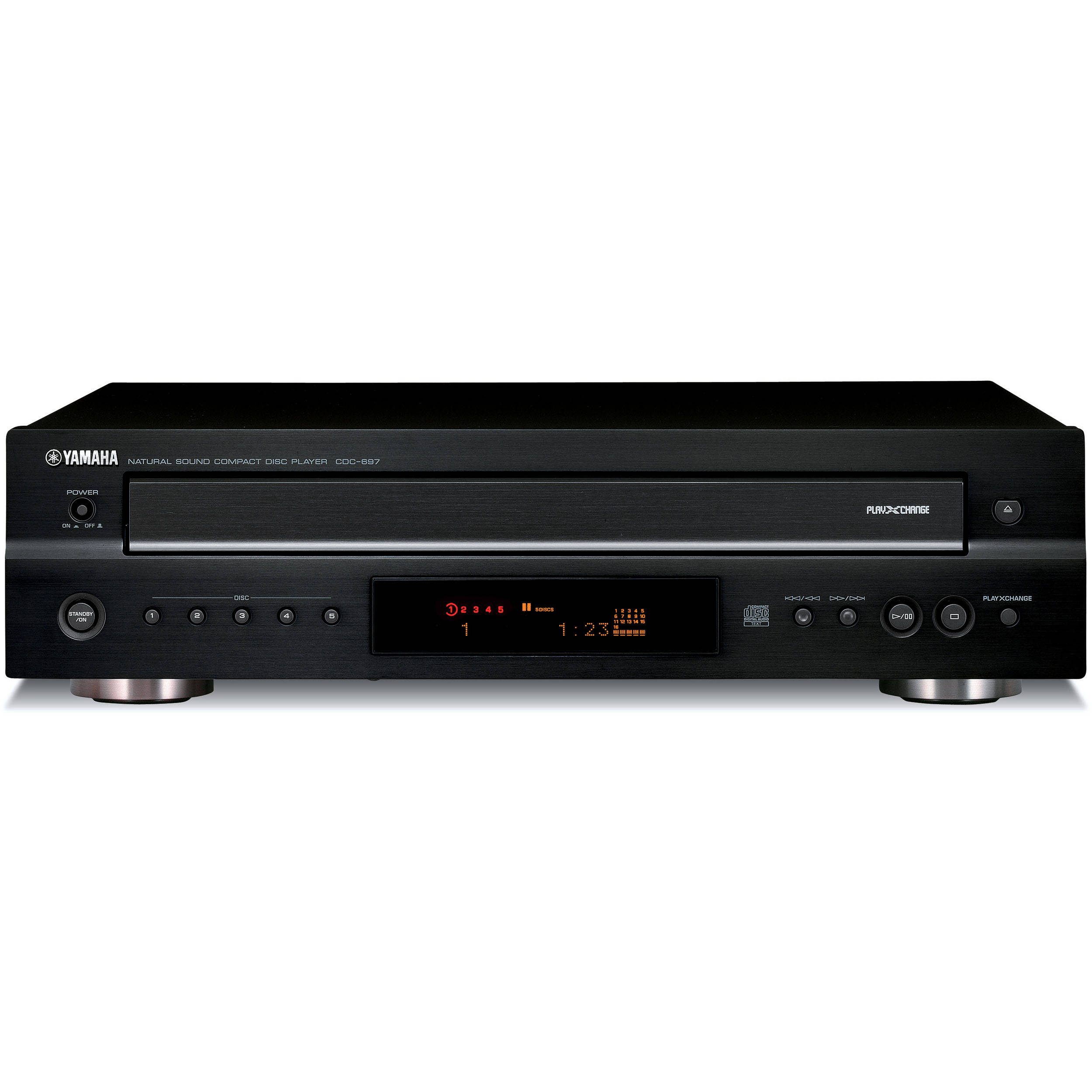 Yamaha Cdc B  Disc Cd Changer
