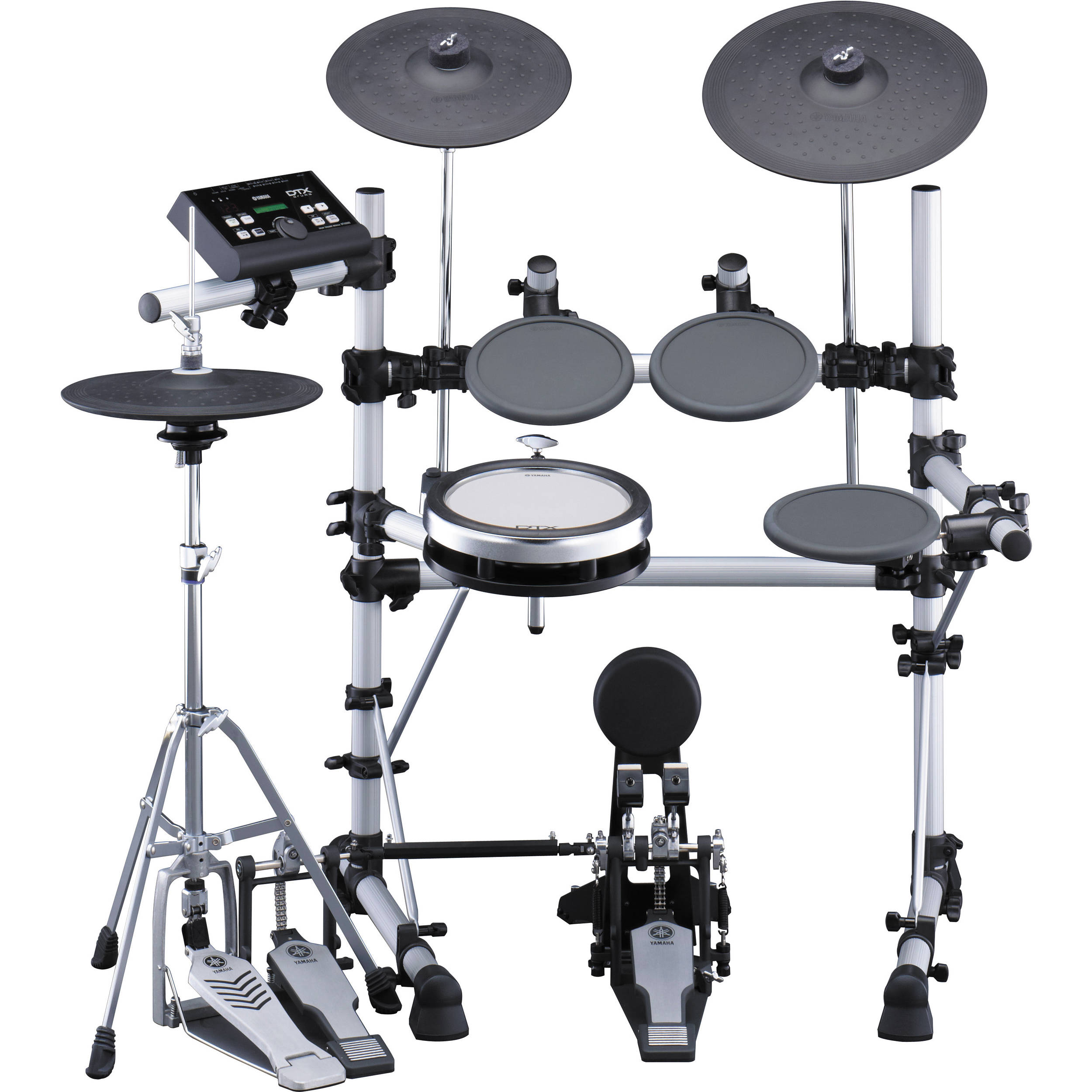 Yamaha dtx550k electronic drum kit dtx550k b h photo video for Yamaha electronic drum kit for sale