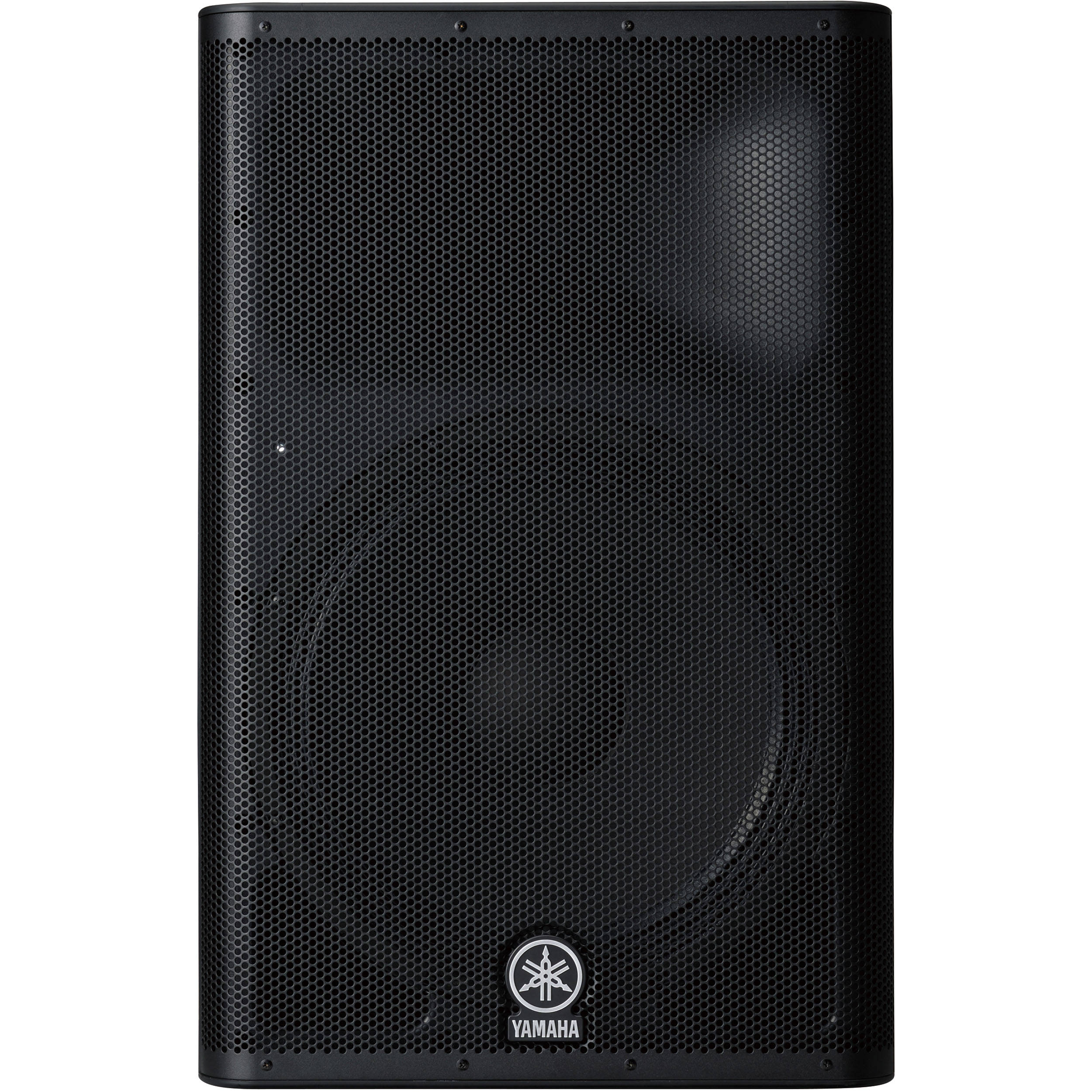 Yamaha Dxr15 15 1100w 2 Way Active Loudspeaker Bh Two Crossover With Linear Phase Response
