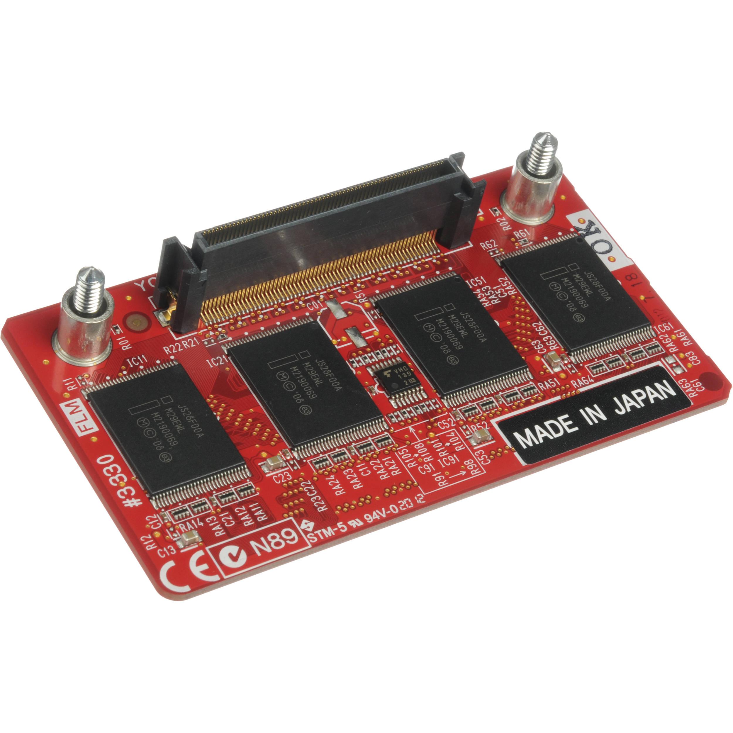 FL512M 512MB Flash Memory Expansion