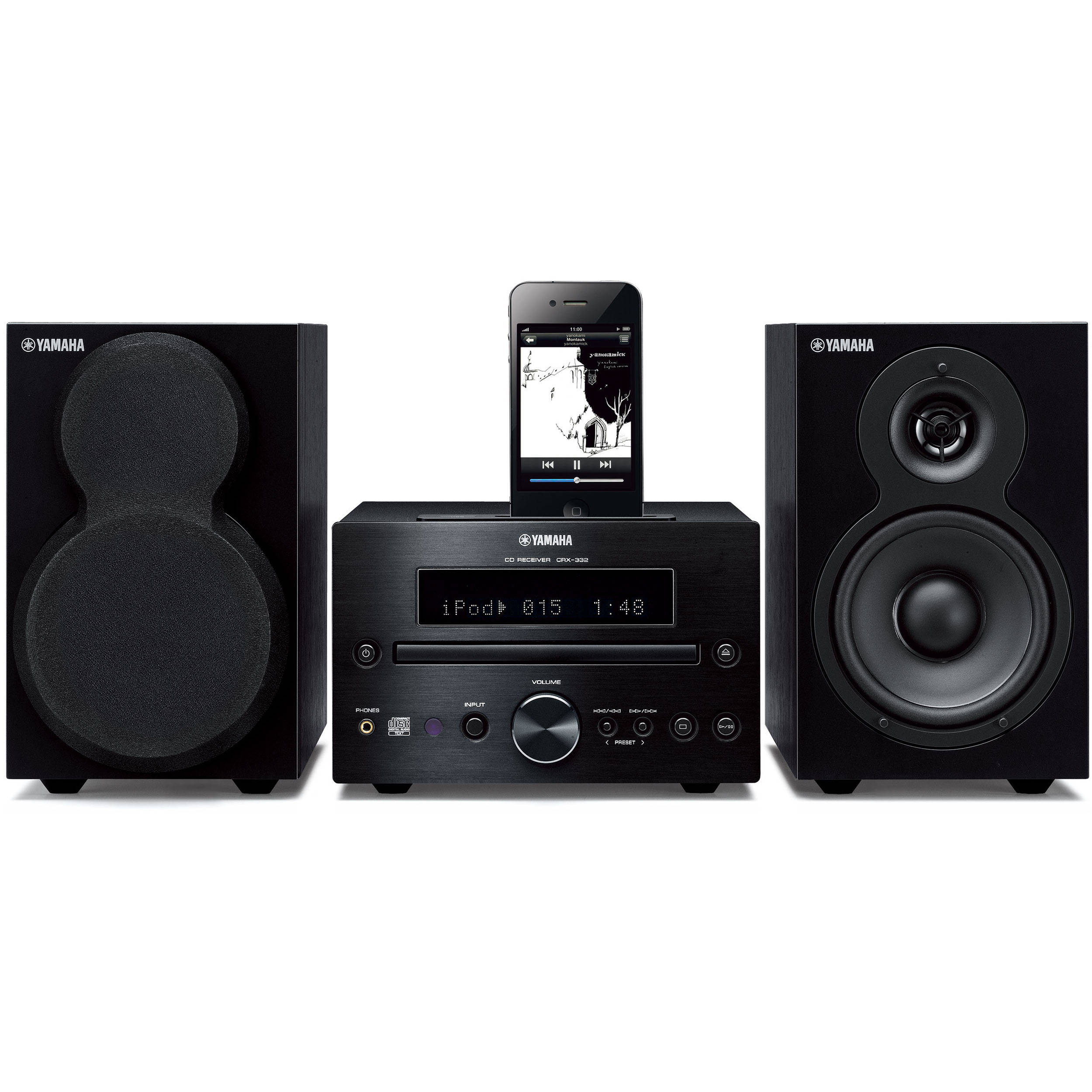 Yamaha Mini System Dvd