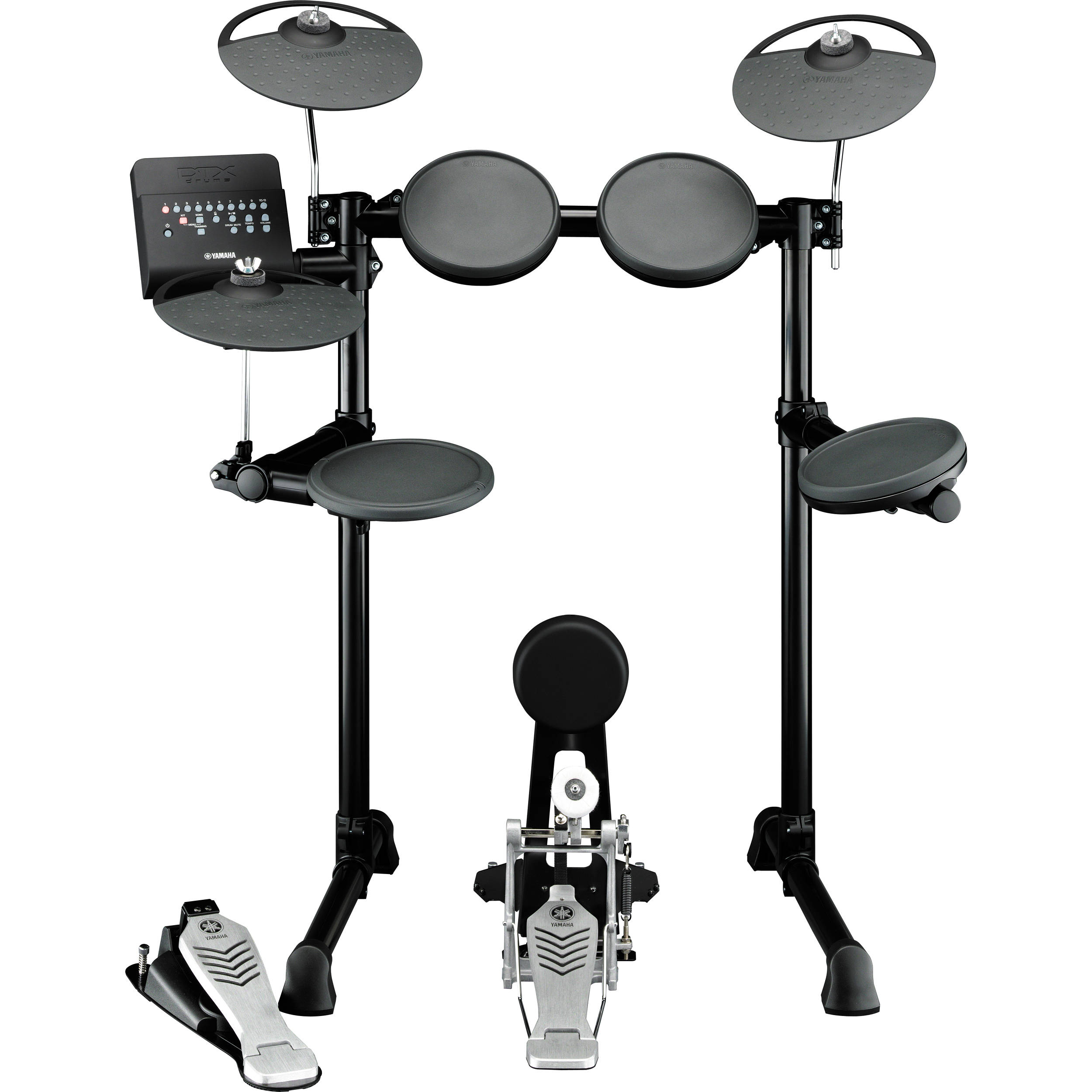 yamaha dtx450k electronic drum kit dtx450k b h photo video
