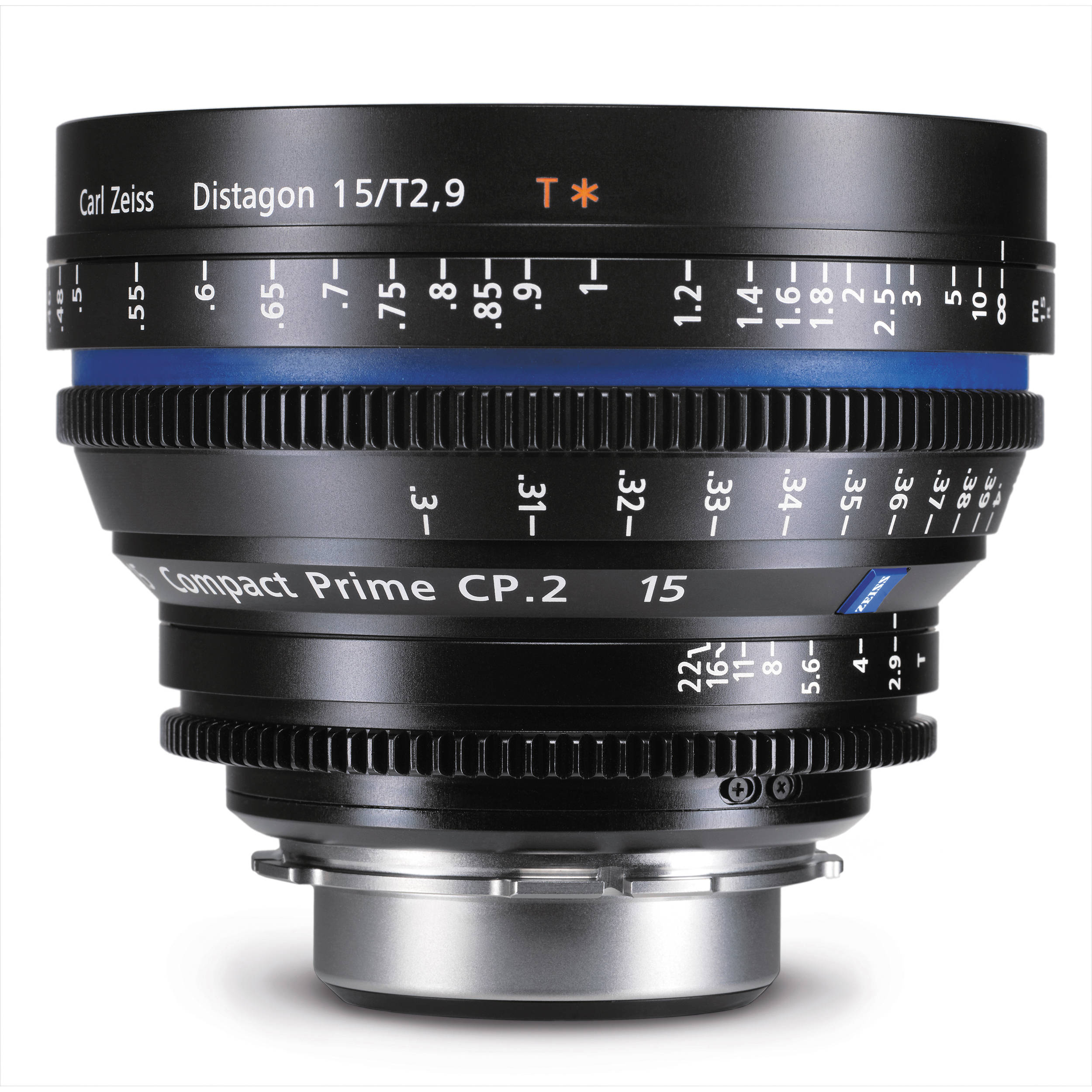 ZEISS Compact Prime CP.2 15mm/T2.9 EF Mount 1864-642 B&H Photo