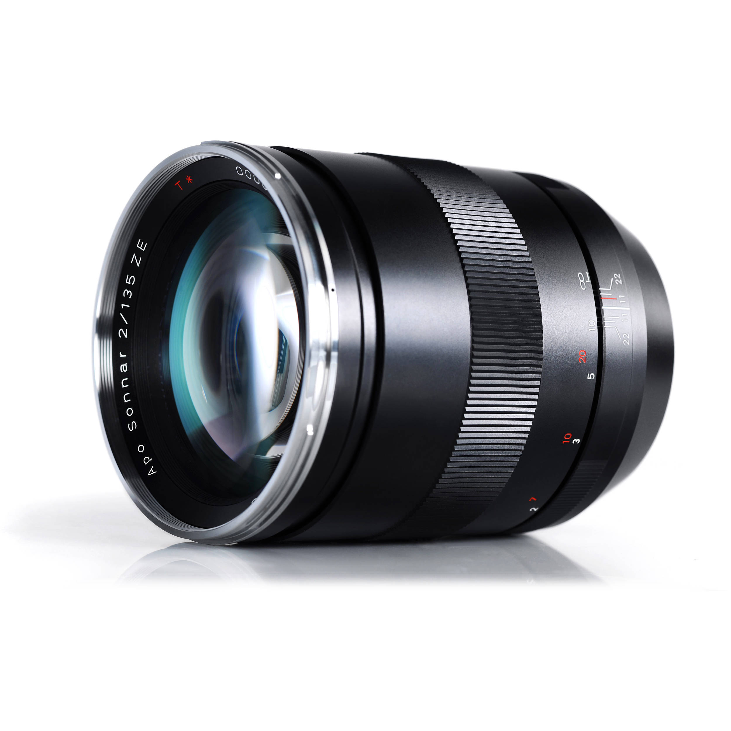 ZEISS 135mm F 2 Apo Sonnar T ZE Lens For Canon EF Mount
