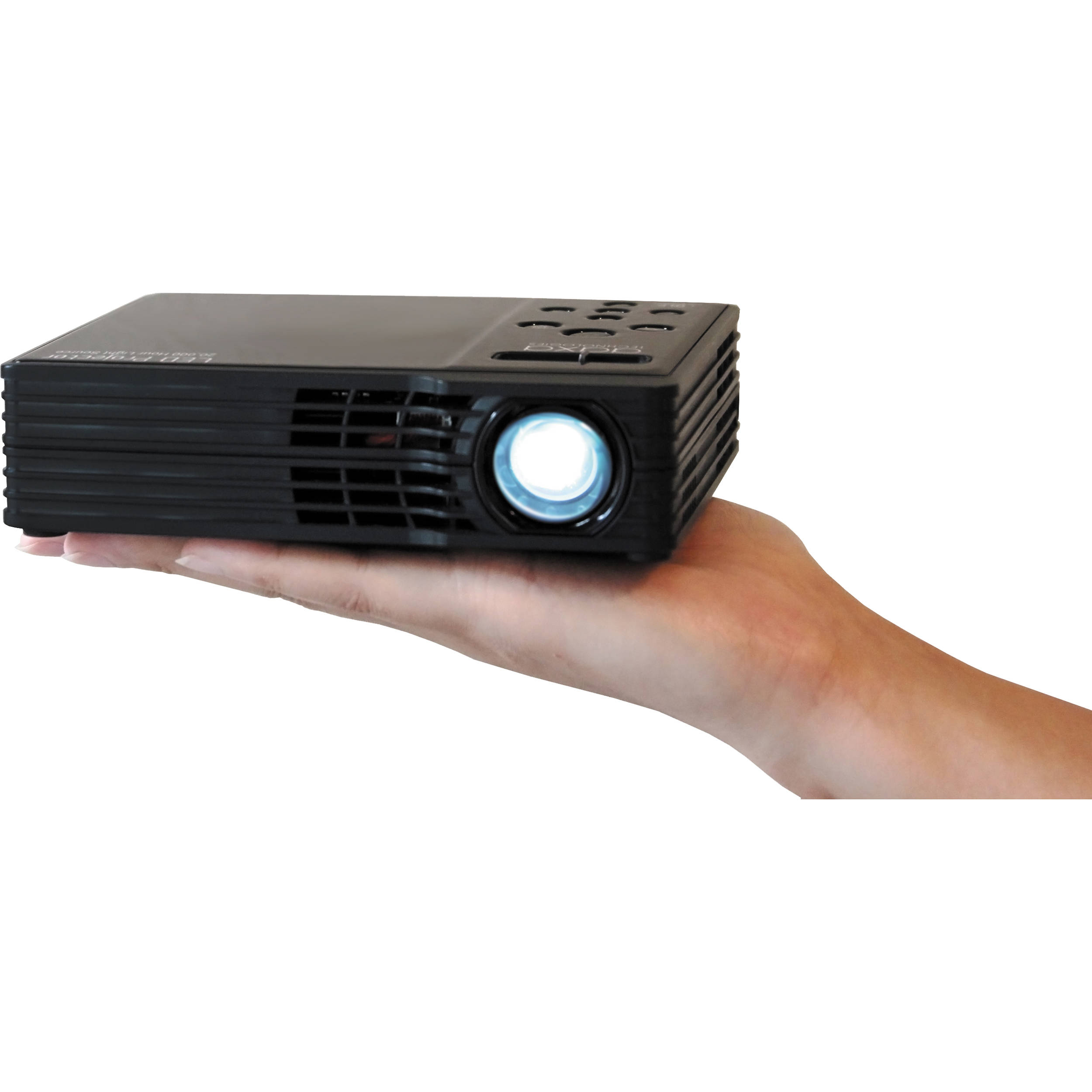 Aaxa technologies led showtime 3d micro projector mp 300 for Micro projector reviews