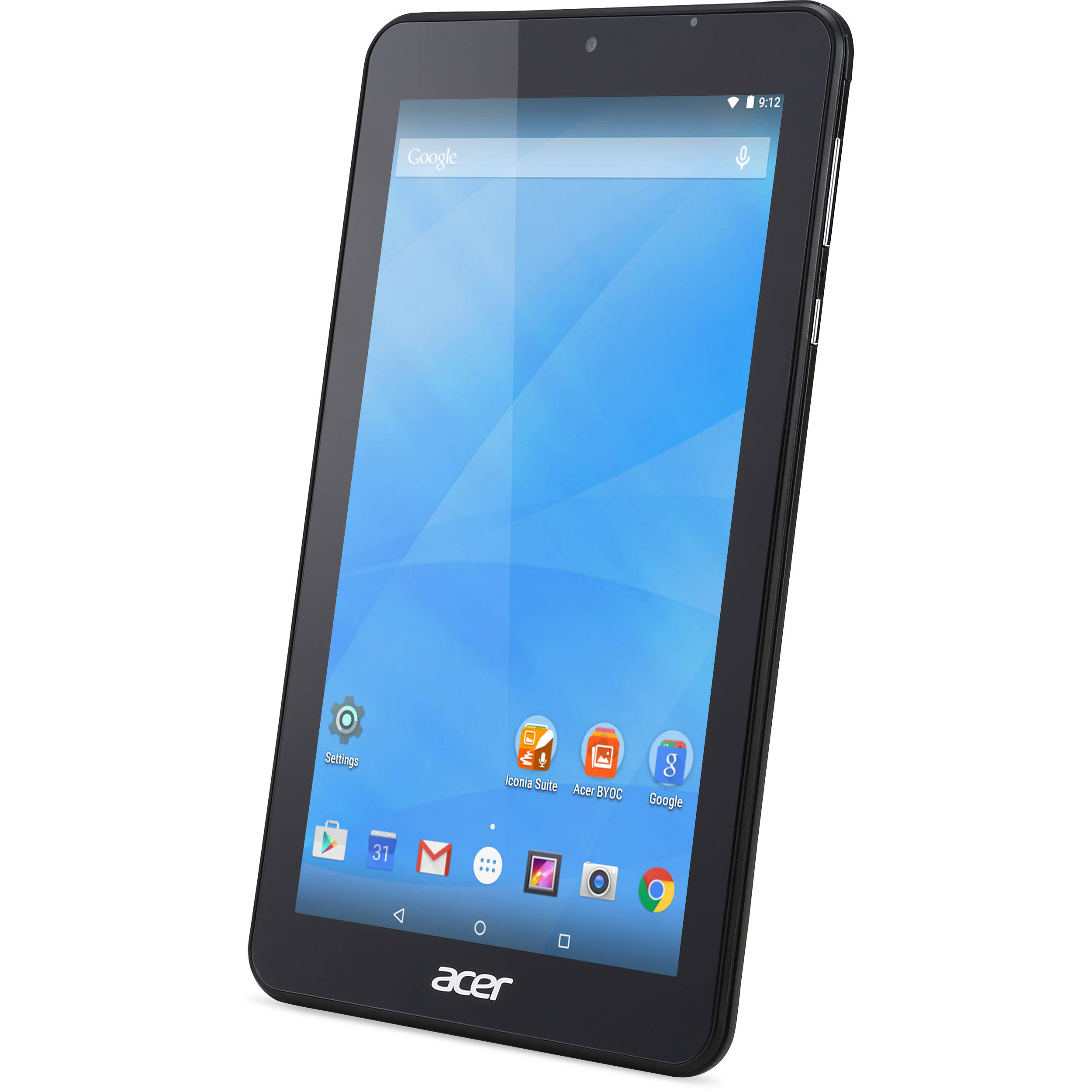 Acer Iconia 7 One, All The Information about The New Tablet Acer Android
