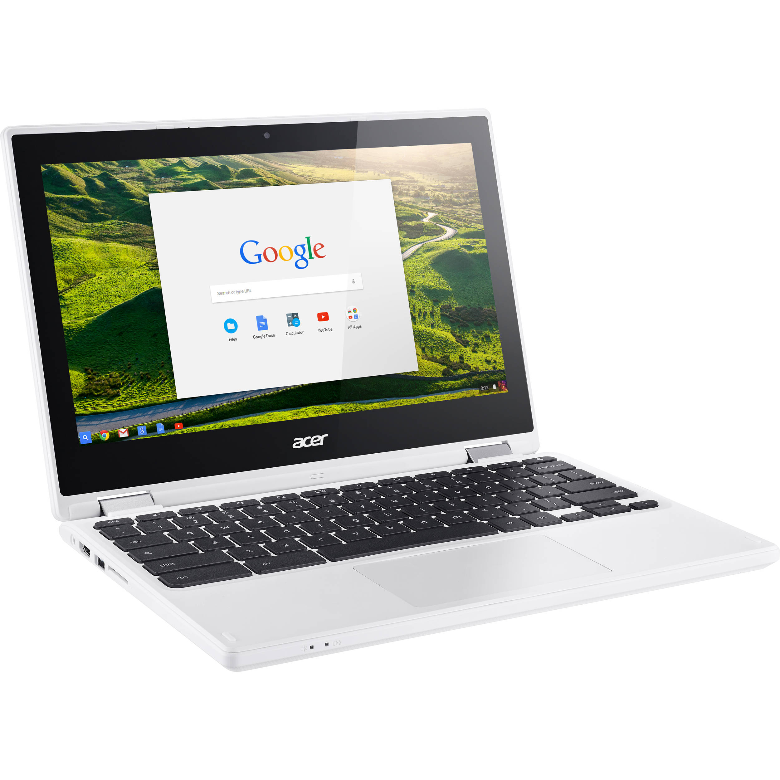 acer 11 6 32gb chromebook r 11 multi touch nx g54aa 001