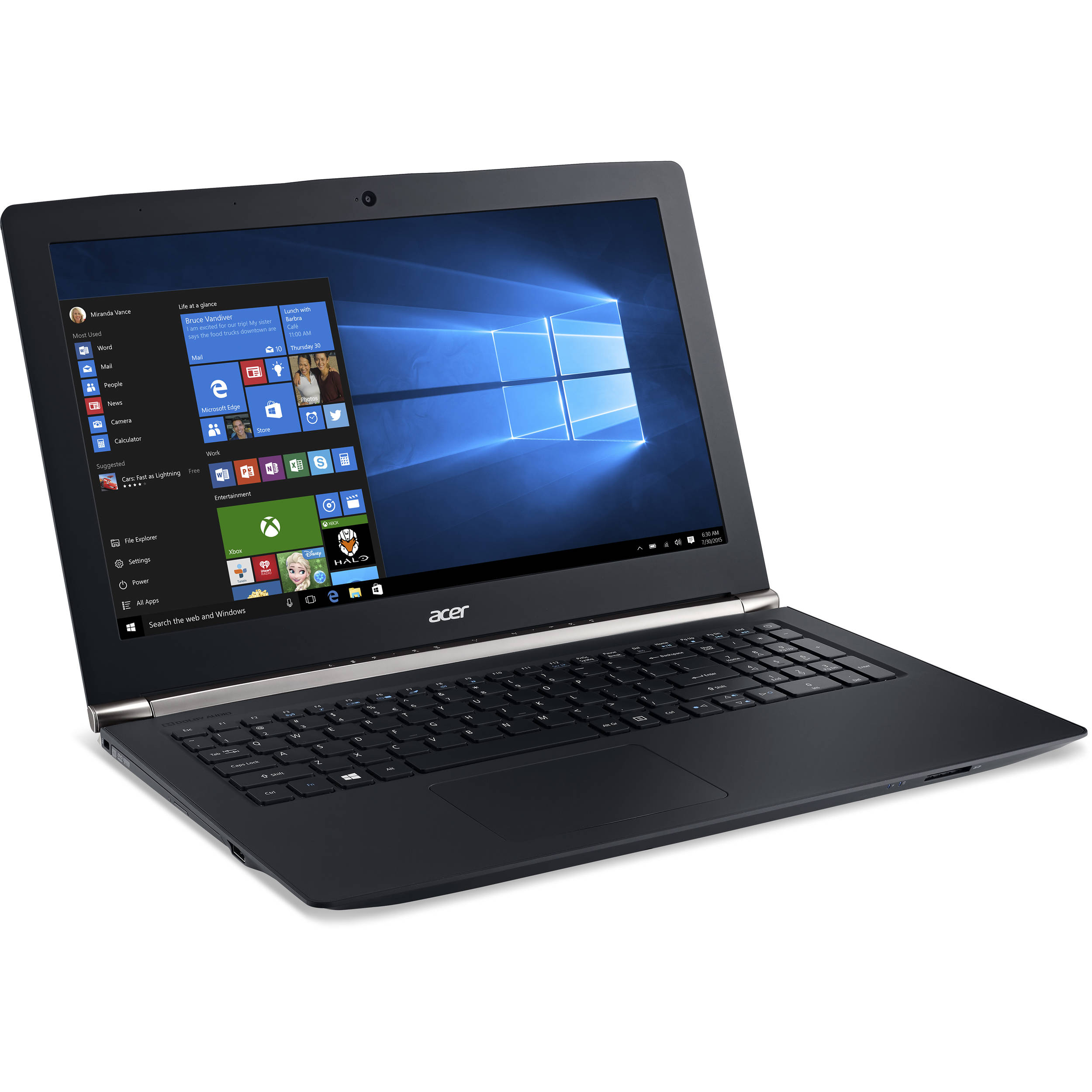 acer 15 6 aspire v nitro notebook nx b h photo