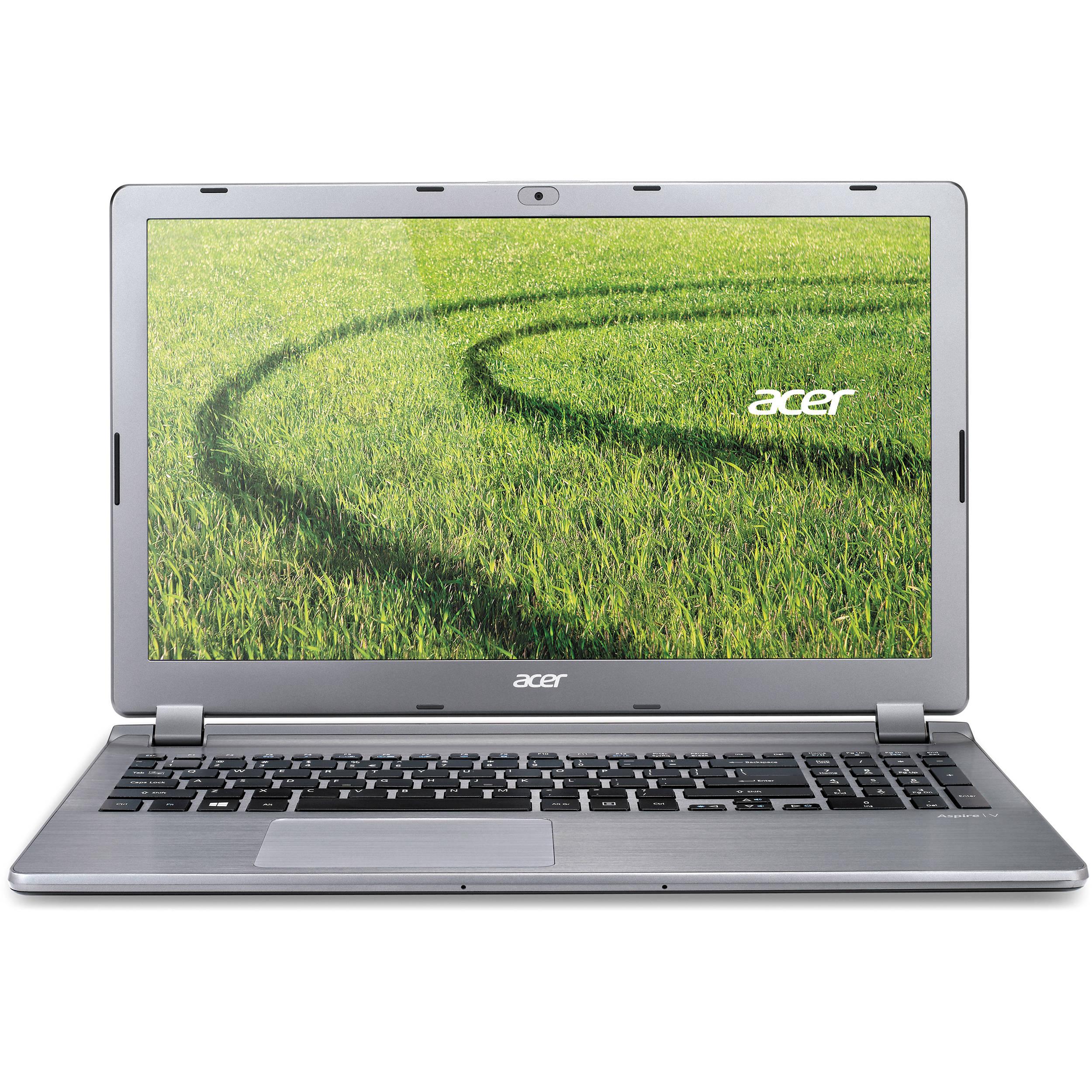 acer aspire v5 552 8677 15 6 notebook computer rh bhphotovideo com acer laptop manual download acer laptop manual pdf