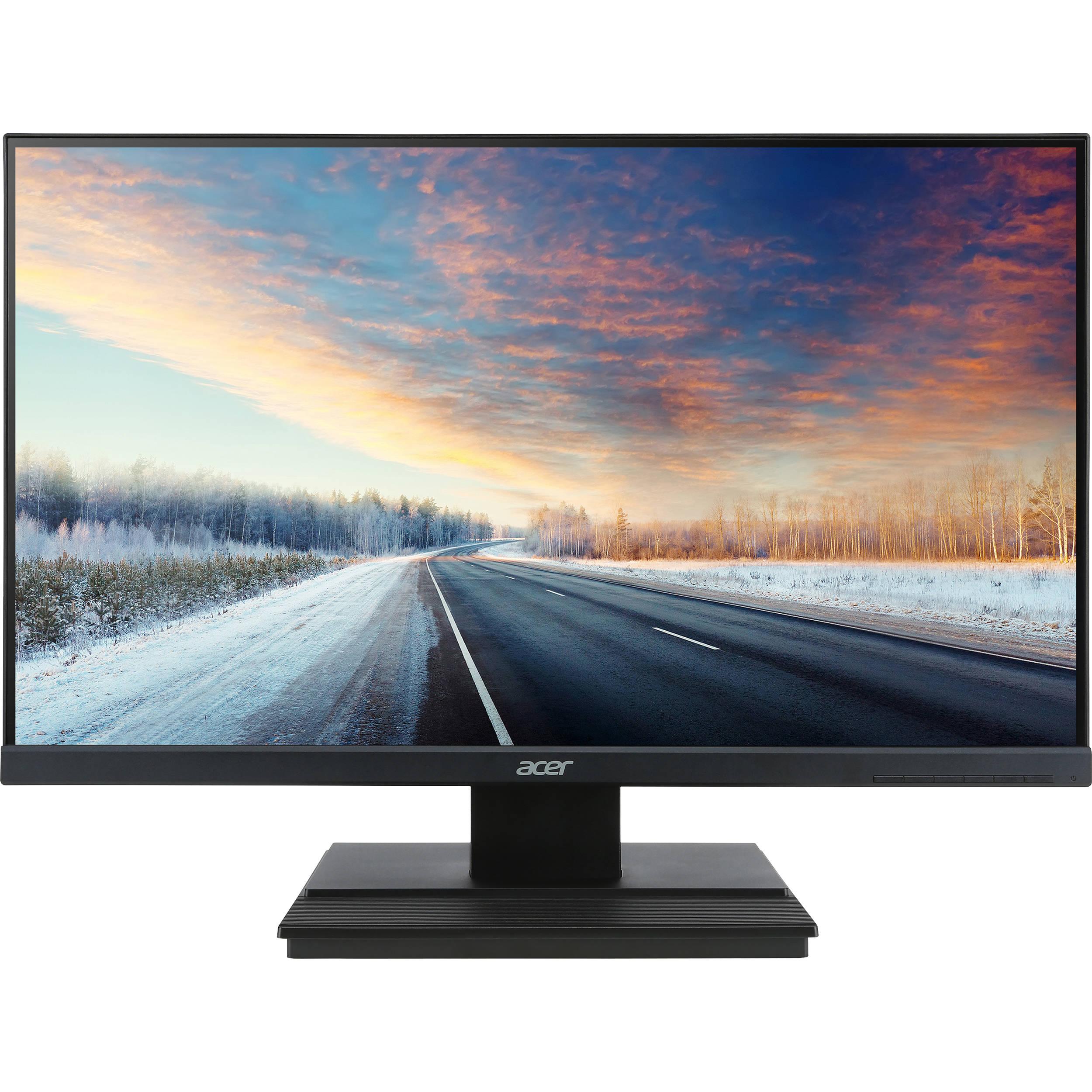 acer v276hl 27 16 9 lcd monitor um hv6aa c02 b h photo. Black Bedroom Furniture Sets. Home Design Ideas