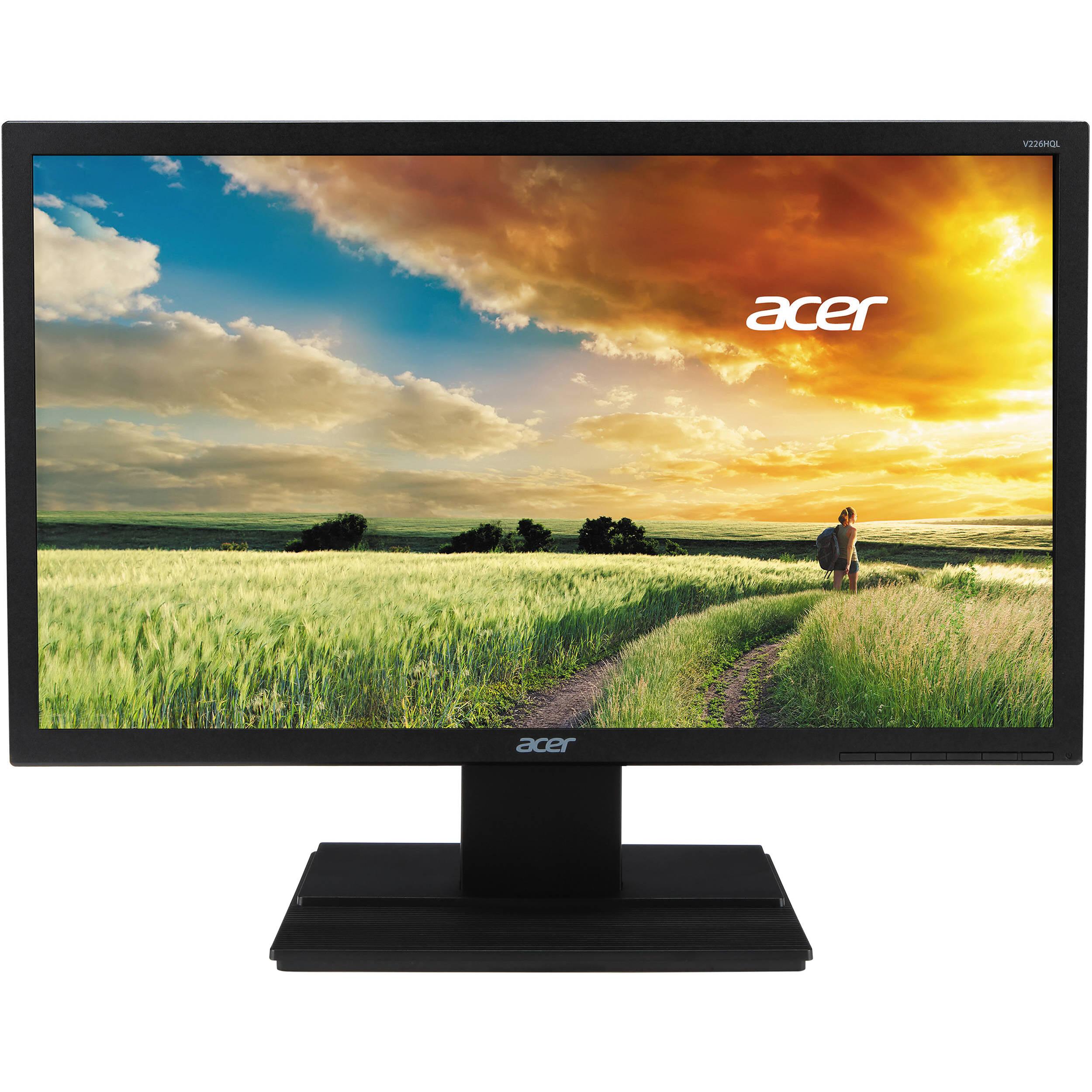 acer v226hql bbd 21 5 16 9 lcd monitor um wv6aa b01 b h rh bhphotovideo com acer predator monitor user manual acer v223w monitor user manual