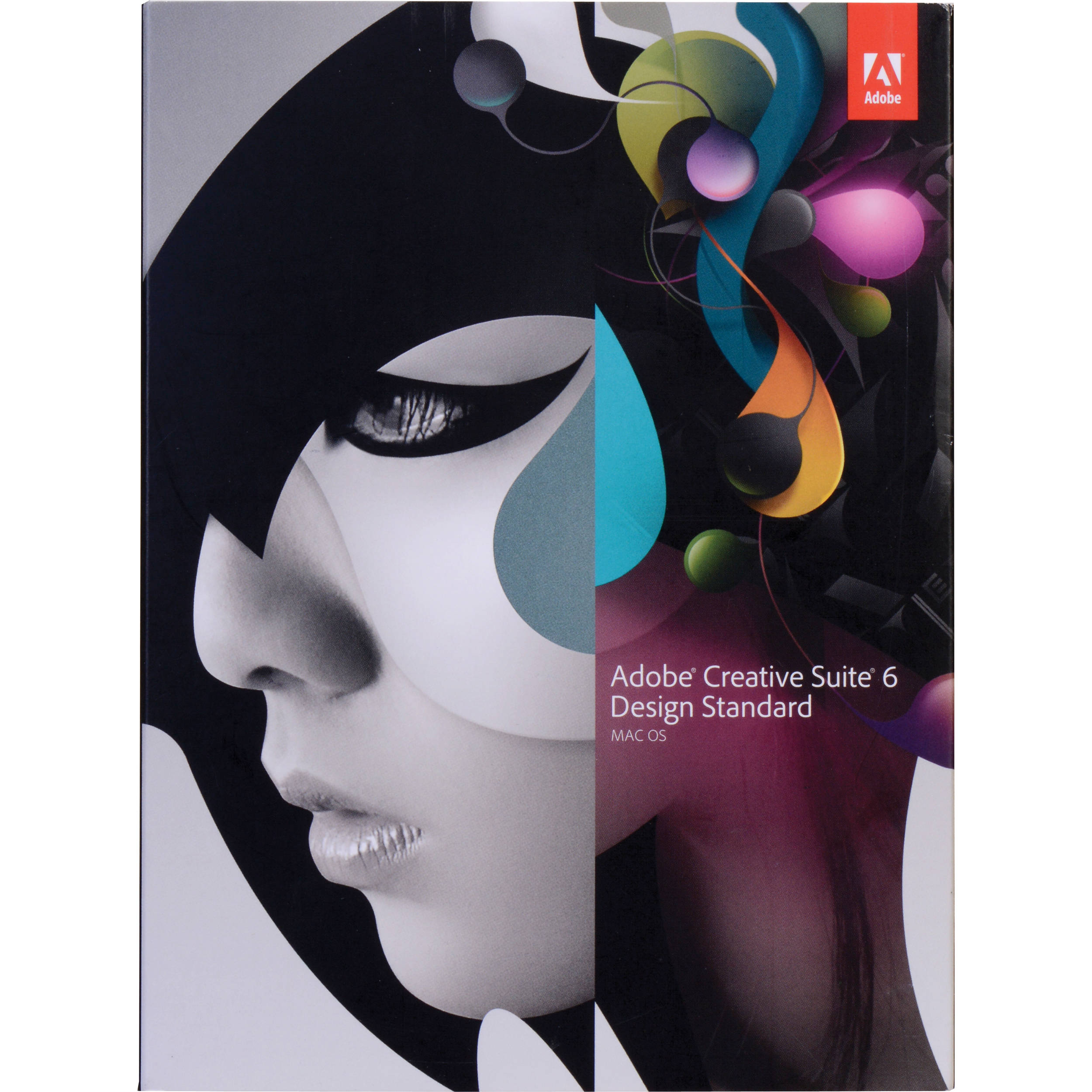 adobe creative suite 6 design standard for mac 65163193 b amp h 88522