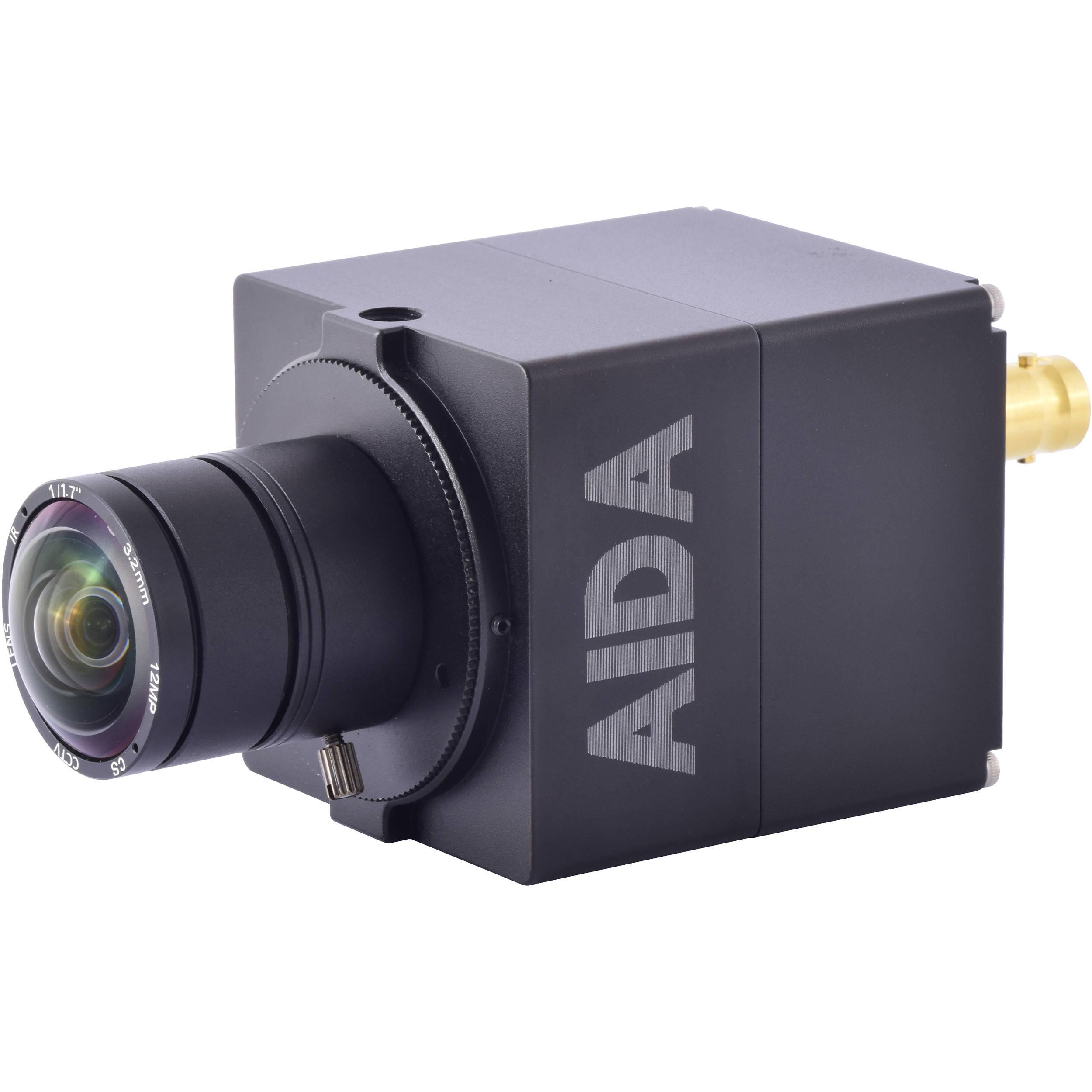 AIDA Imaging UHD 4K/30 6G-SDI EFP/POV Camera UHD6G-200 B&H Photo