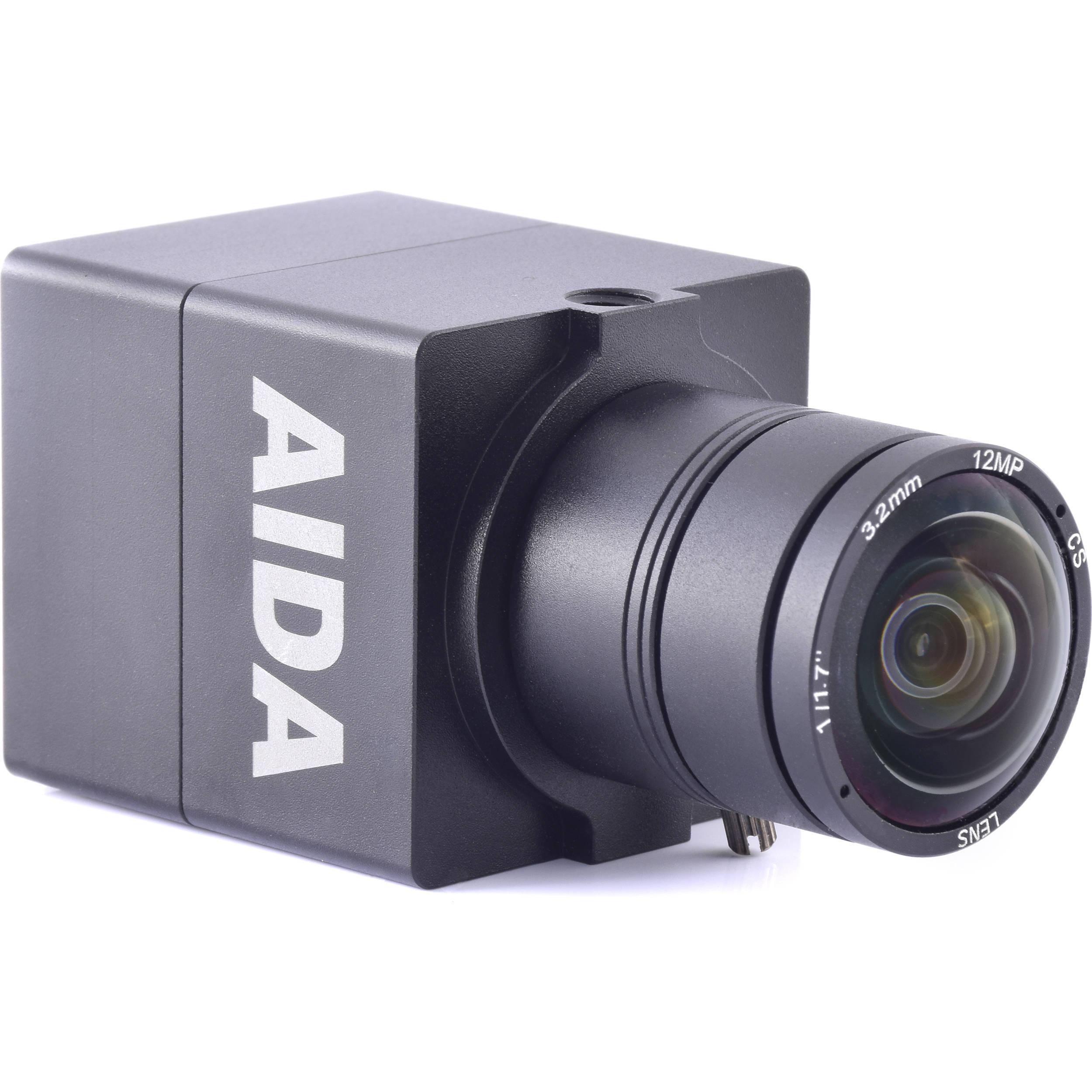 AIDA Imaging UHD 4K/30 HDMI 1.4 EFP/POV Camera UHD-100 B&H Photo
