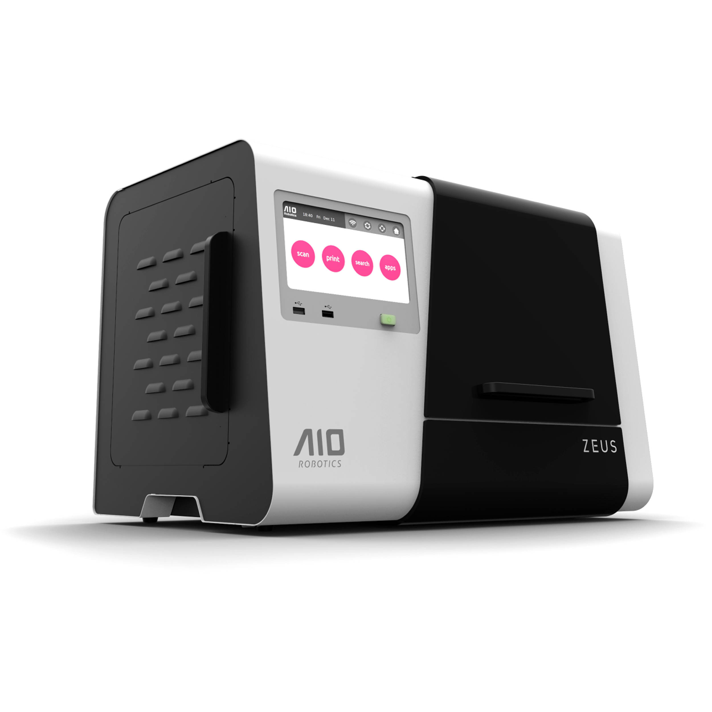 AIO Robotics ZEUS All-in-One 3D Printer, Scanner, Copier