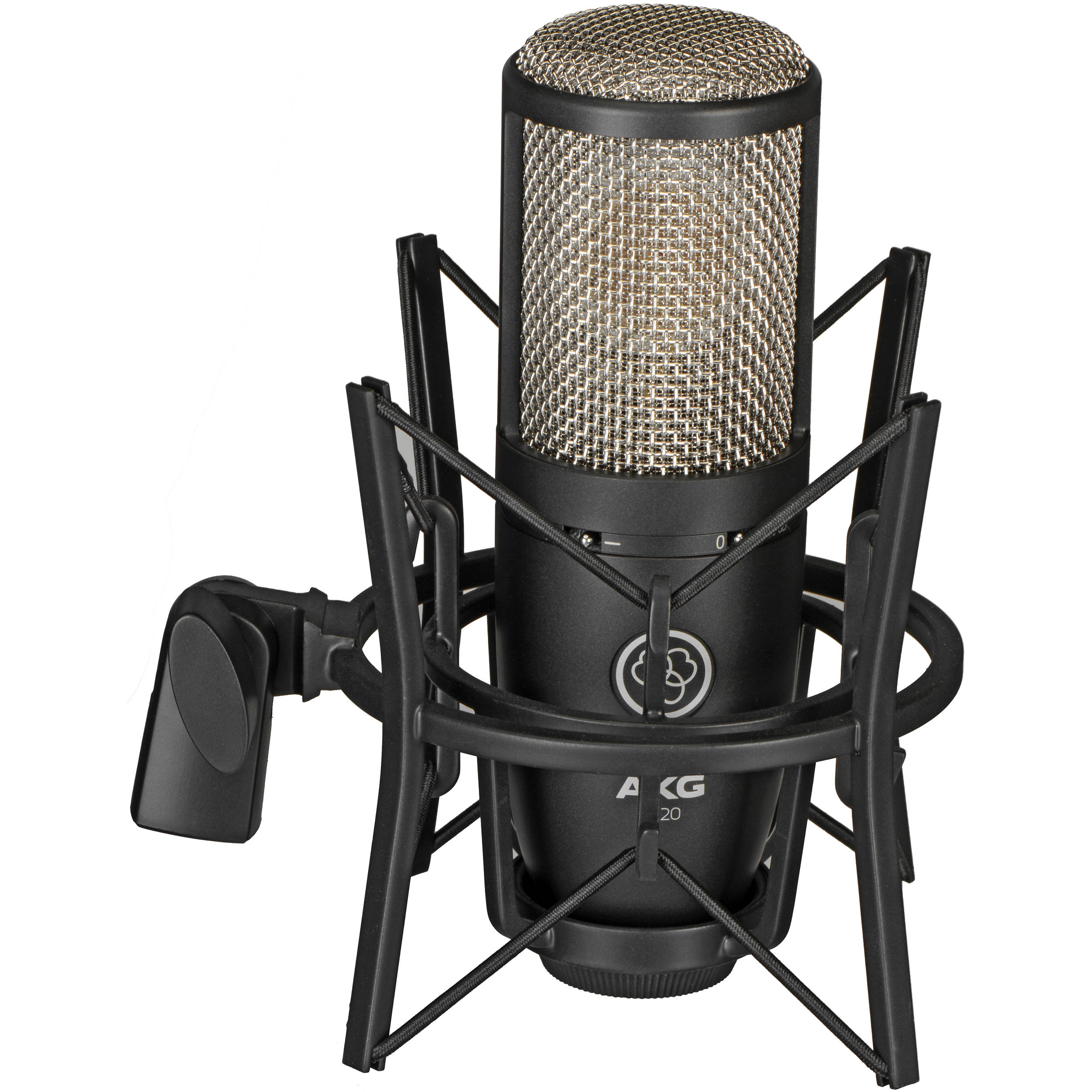 AKG Project Studio P220 Large-Diaphragm Cardioid ...