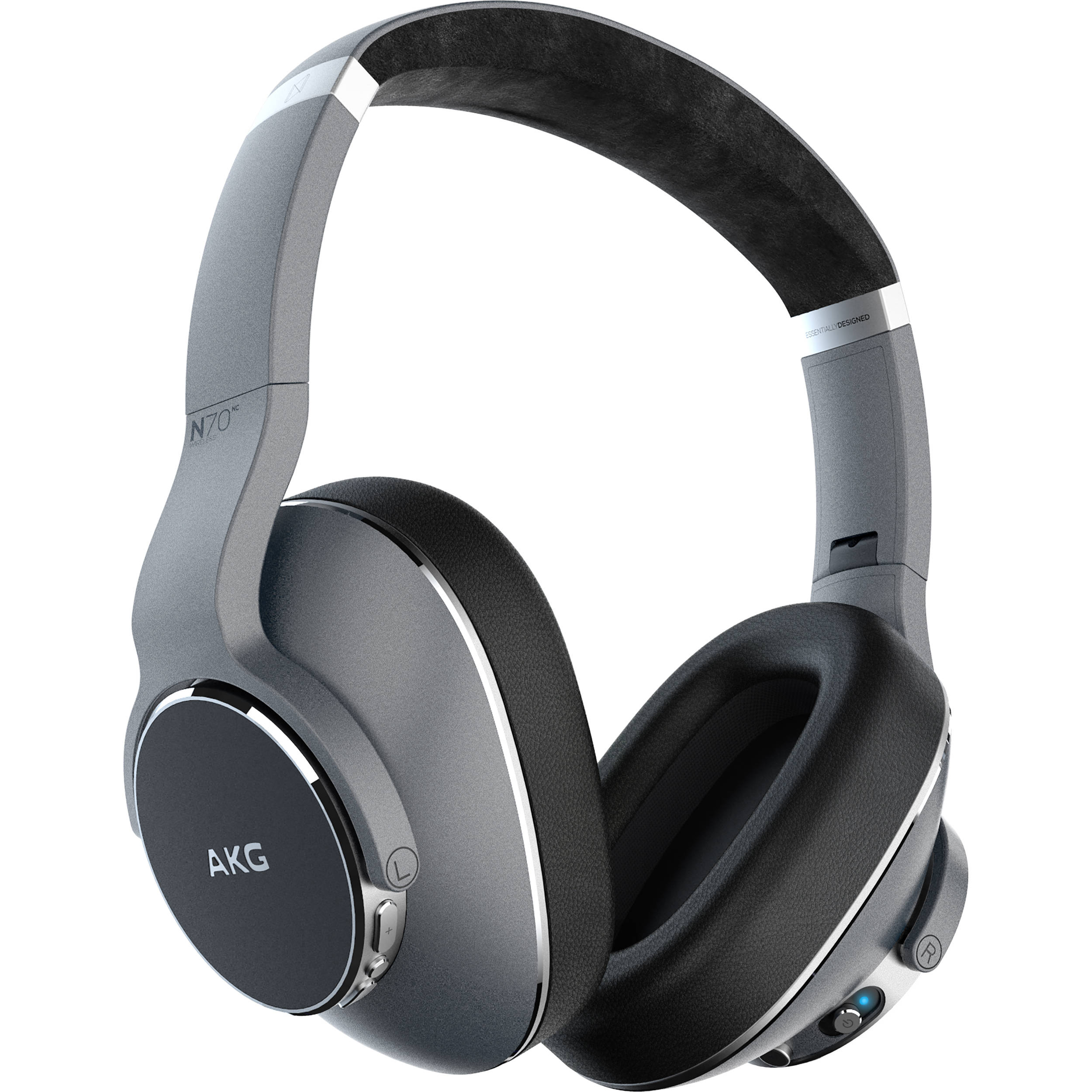 26cd233c13b AKG N700NC Adaptive Noise Cancelling Over-Ear GP-N700HAHCEAA B&H