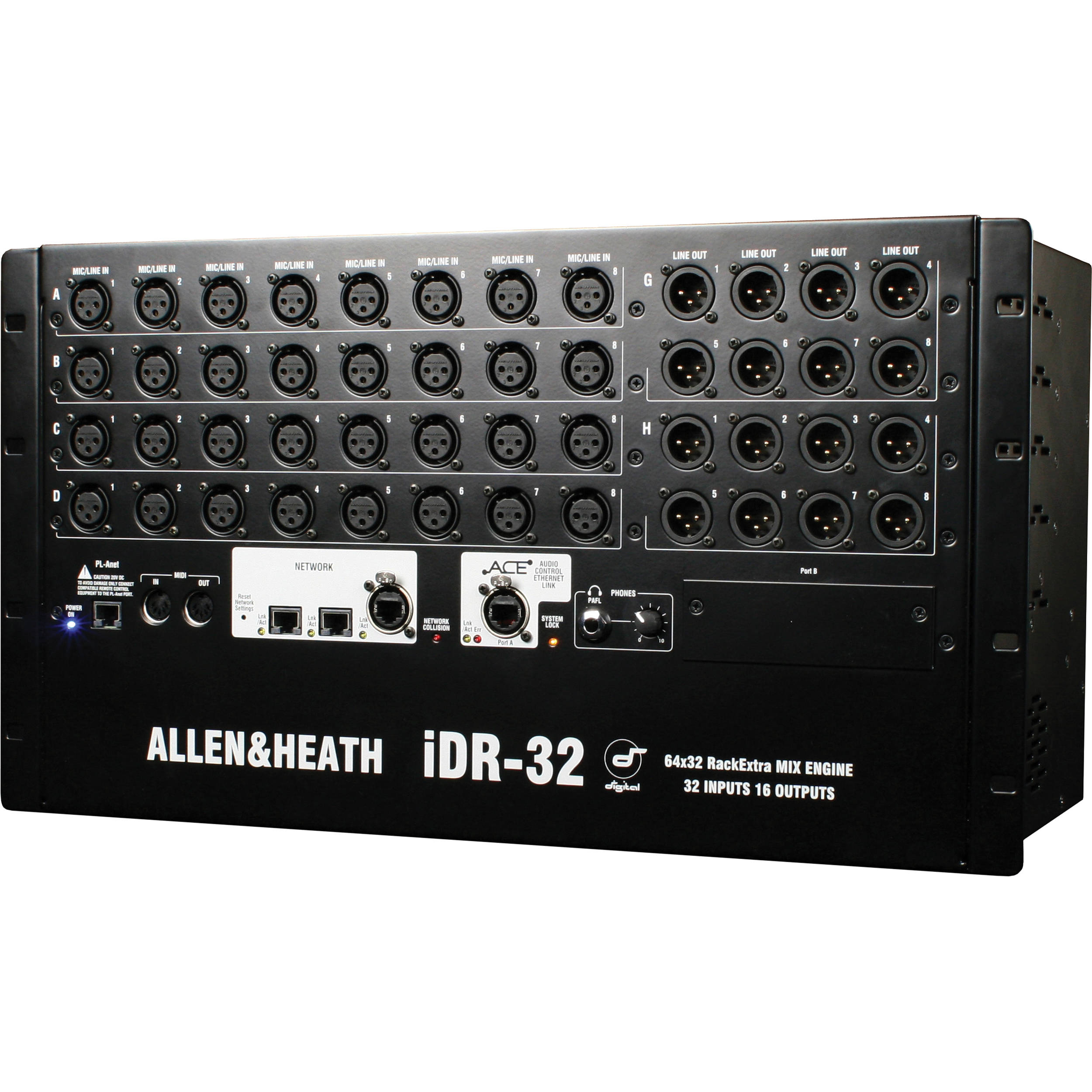 allen and heath gl2400 service manual
