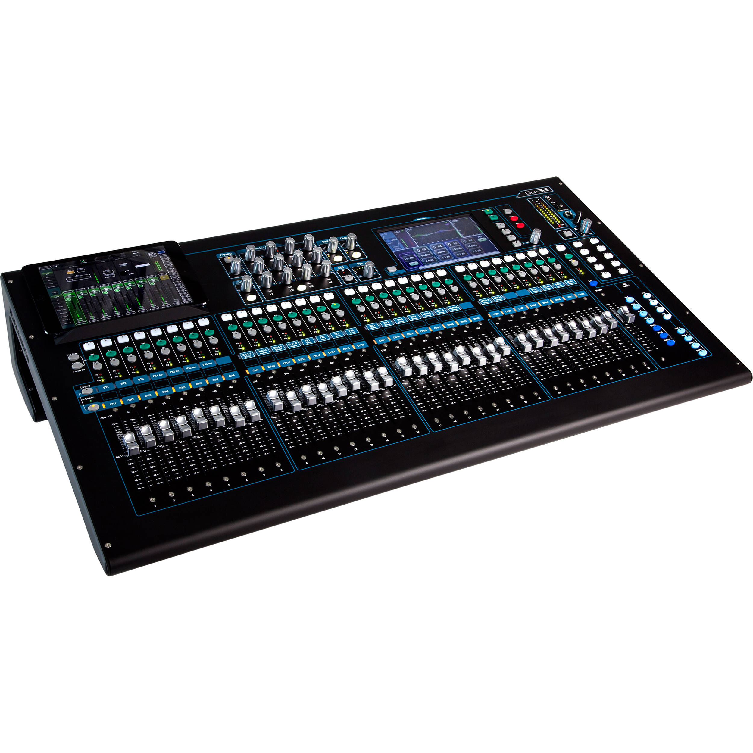 ALLEN&HEATH QU-32 DIGITAL MIXER WINDOWS 8 DRIVERS DOWNLOAD (2019)